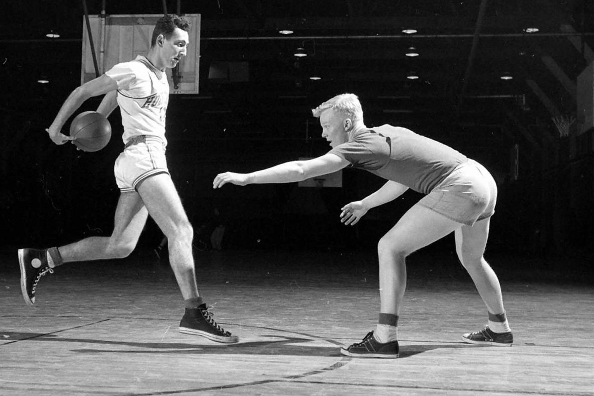 Converse et le monde du basketball