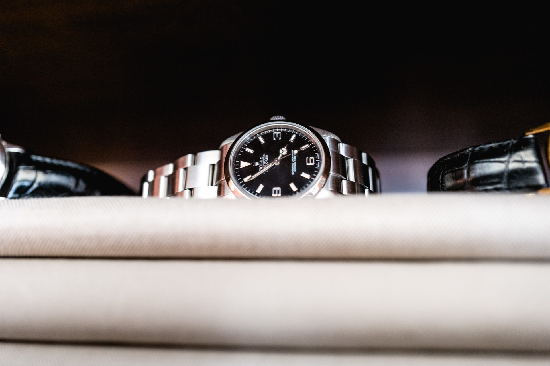 Stark & Sons, Paris - Montre Rolex Explorer