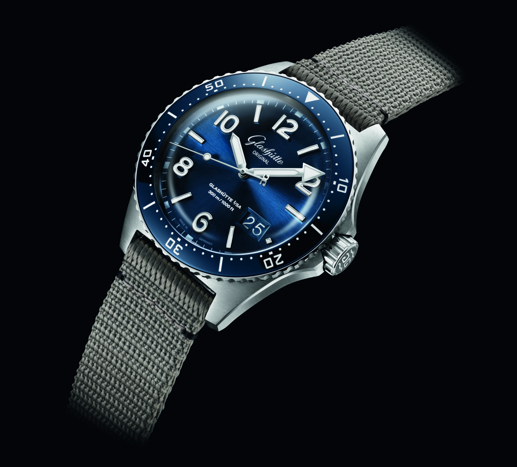 Glashütte Original - Sea Q