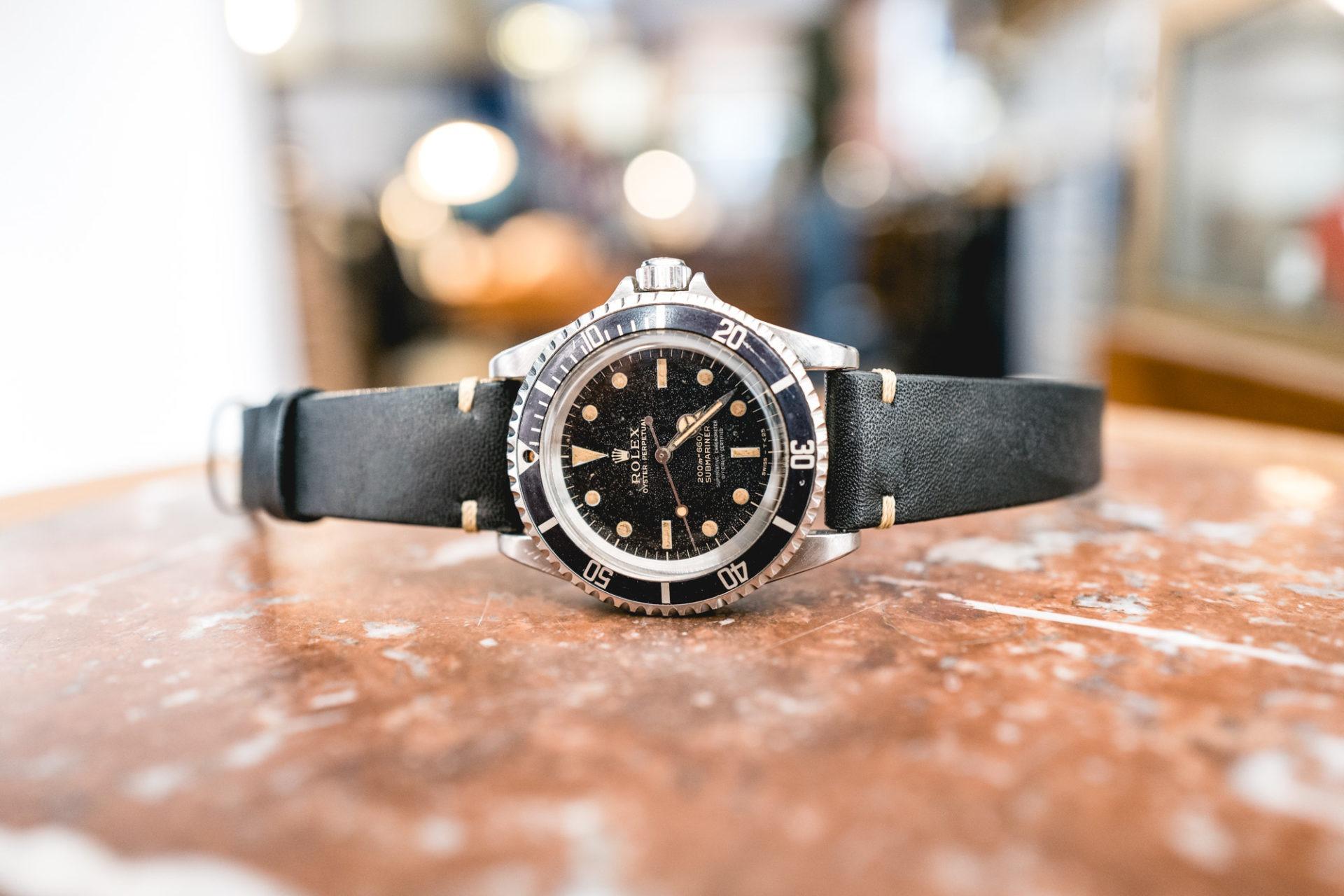 Atelier du Temps - Saint Ouen - Rolex 5512