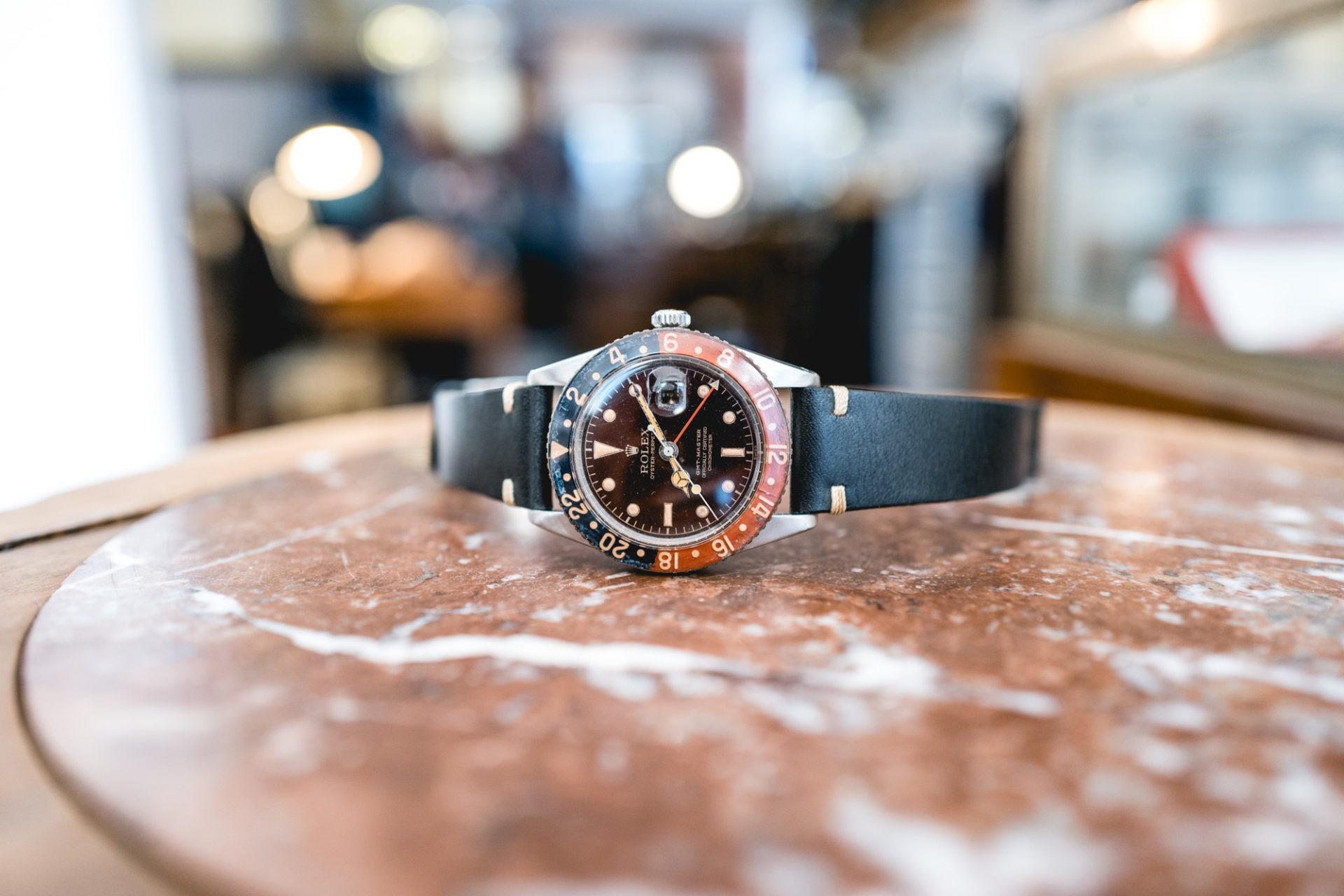 Atelier du Temps - Saint Ouen - Rolex 6542