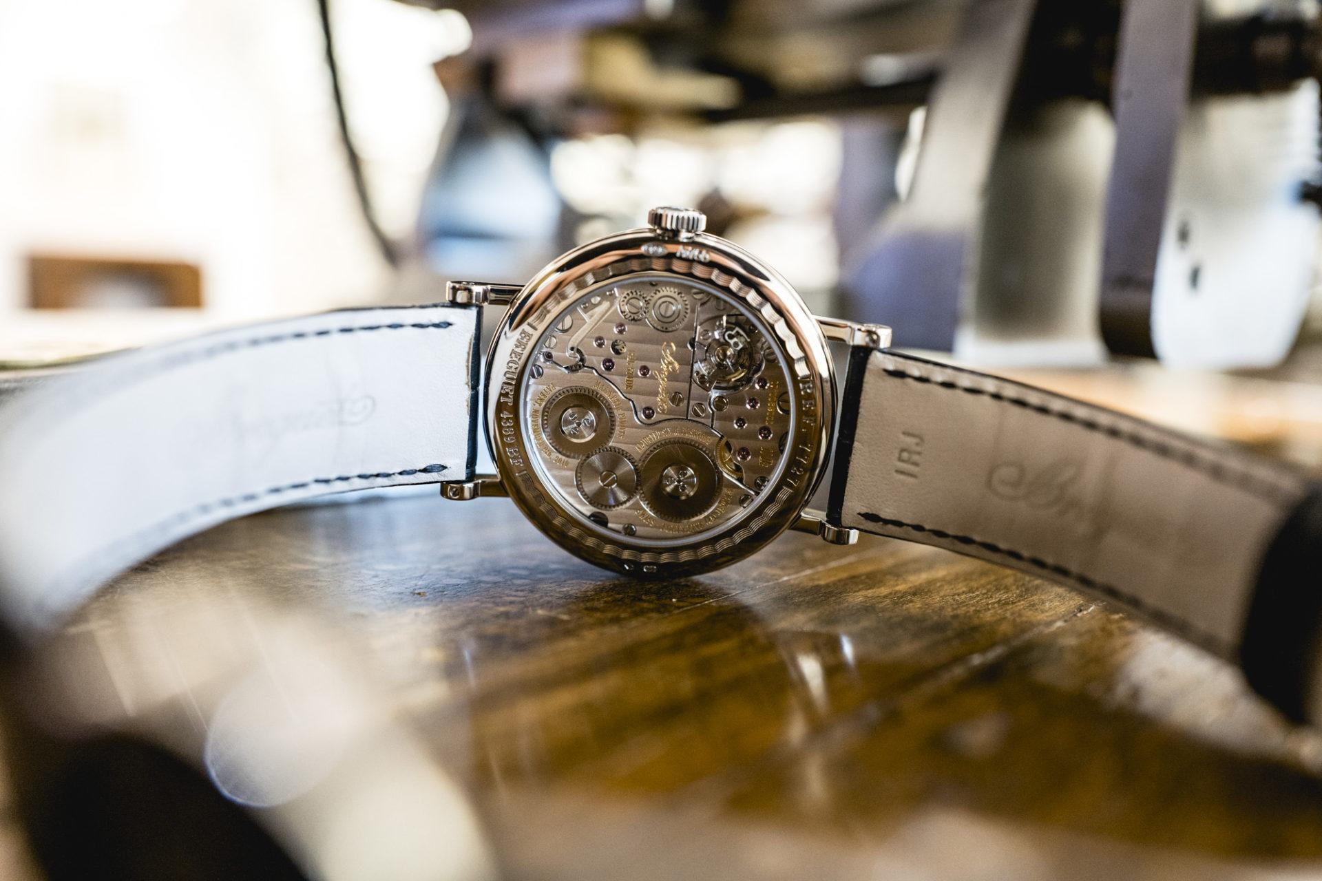 Breguet Classique Chronométrie 7727 - Calibre 574DR