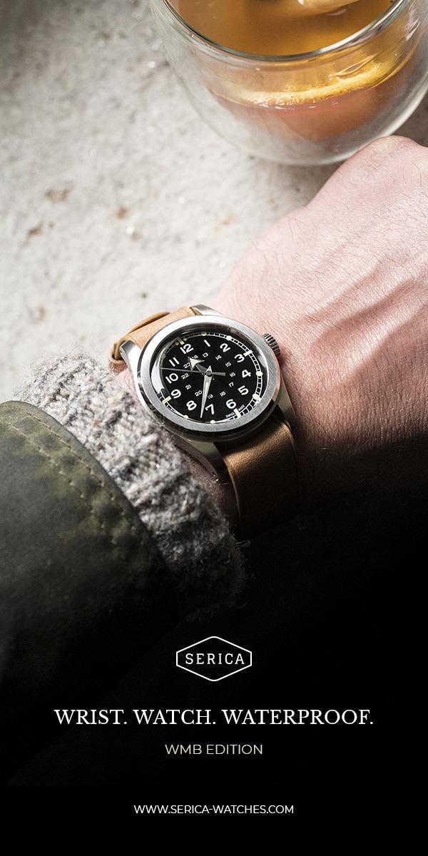 Serica Watches - W.W.W.