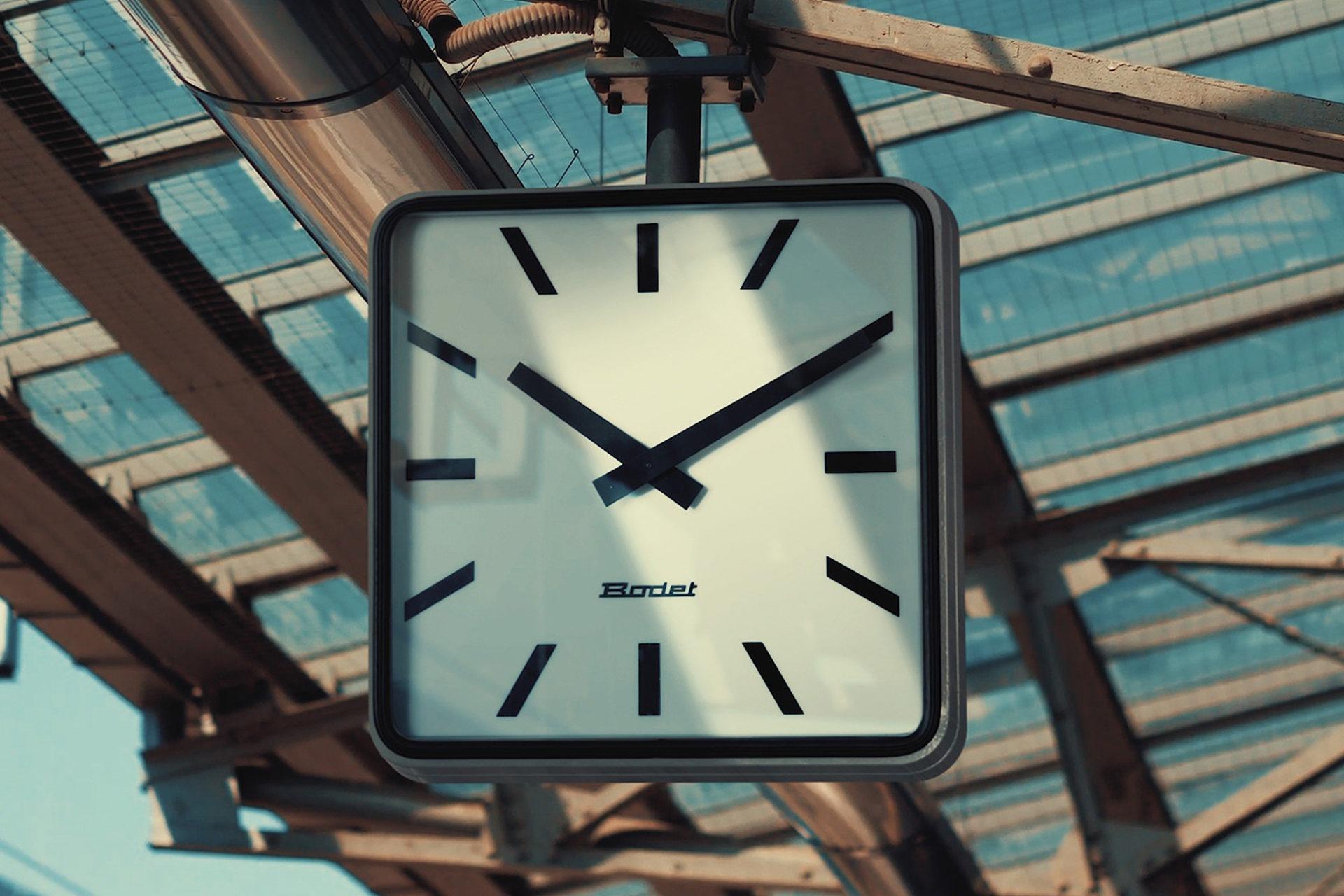 Horloge Bodet BT480
