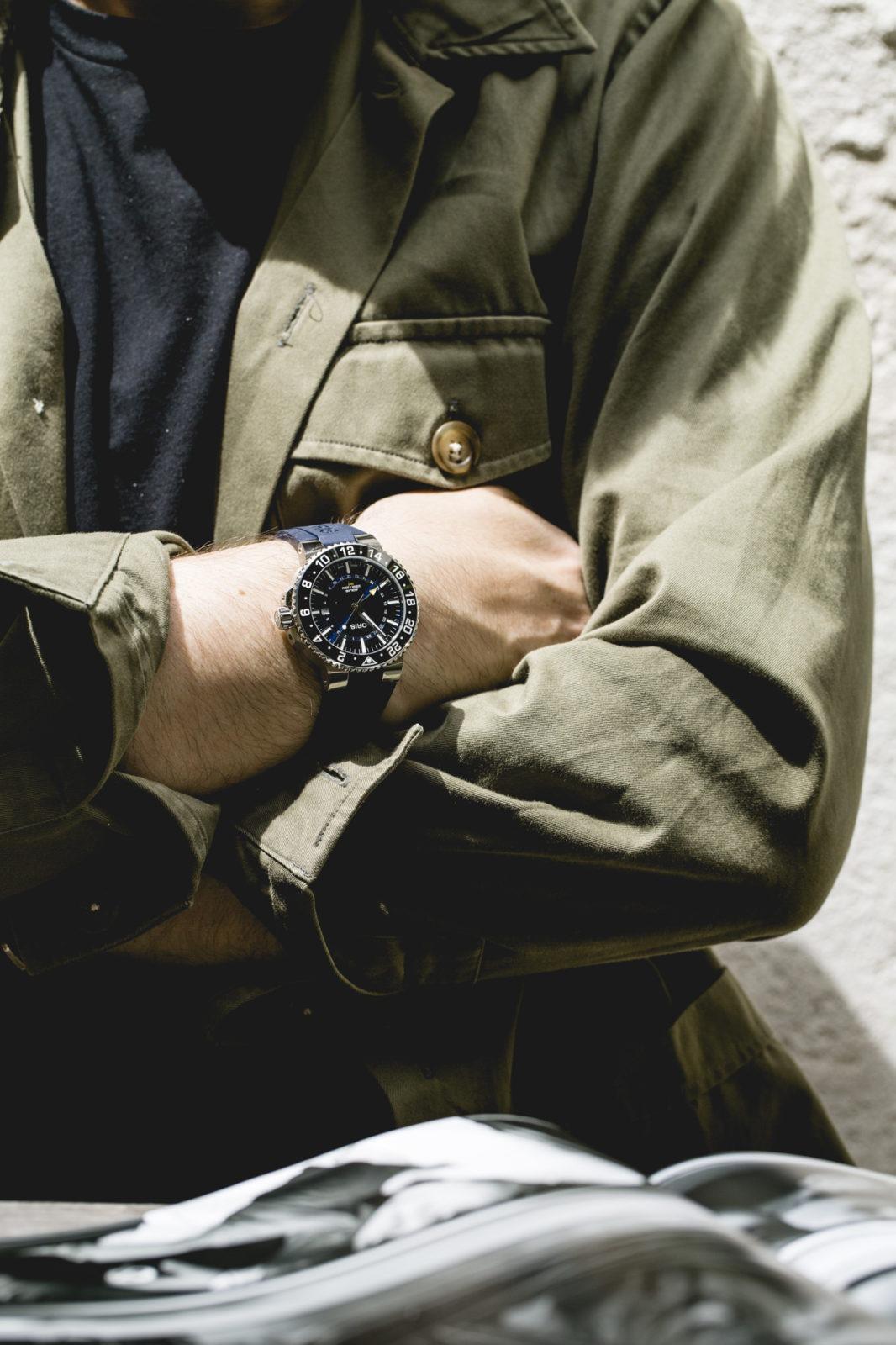 Oris Aquis GMT Date - Style