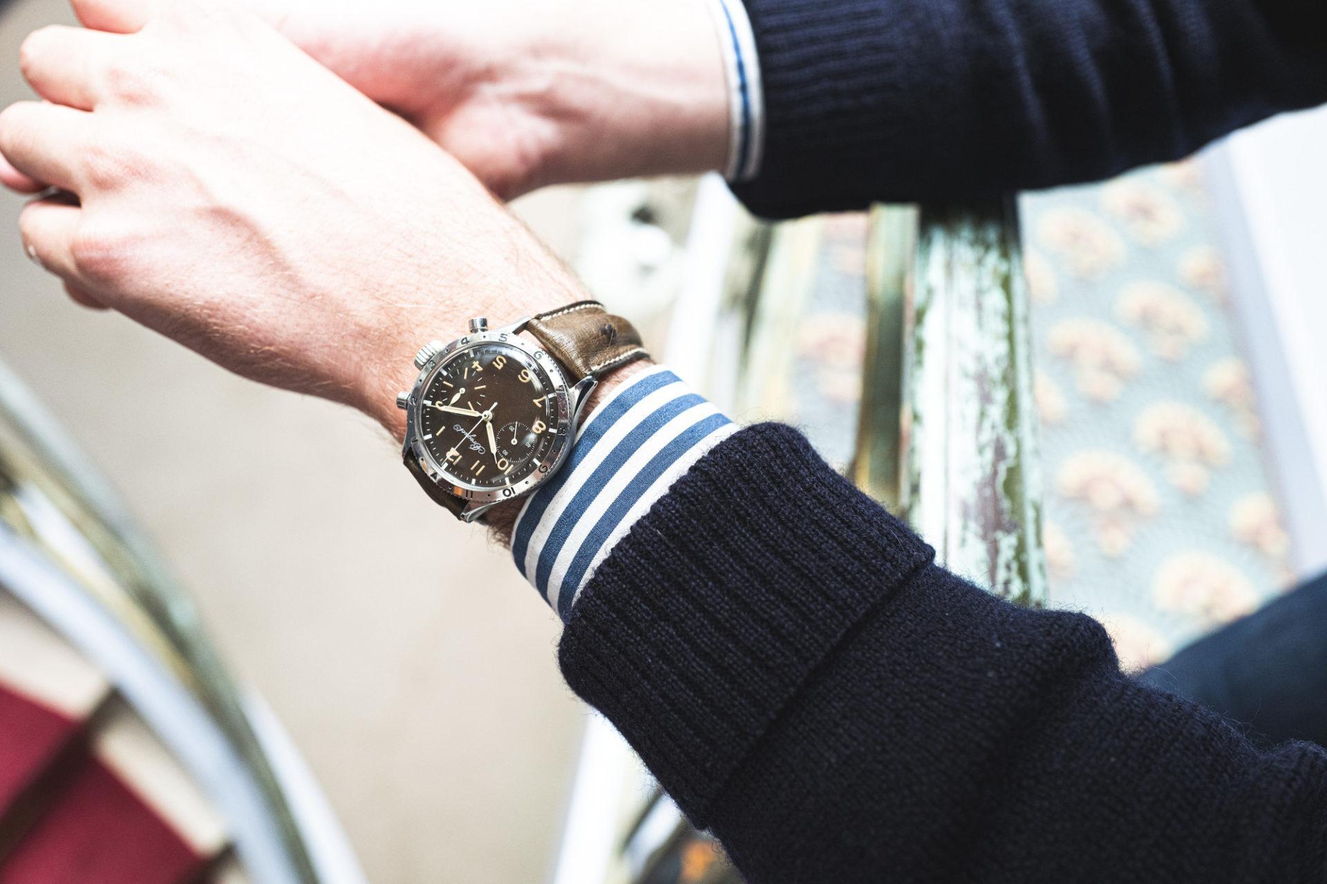 Breguet Type XX - Vente importante de montres de collection par Tajan le 2 juillet