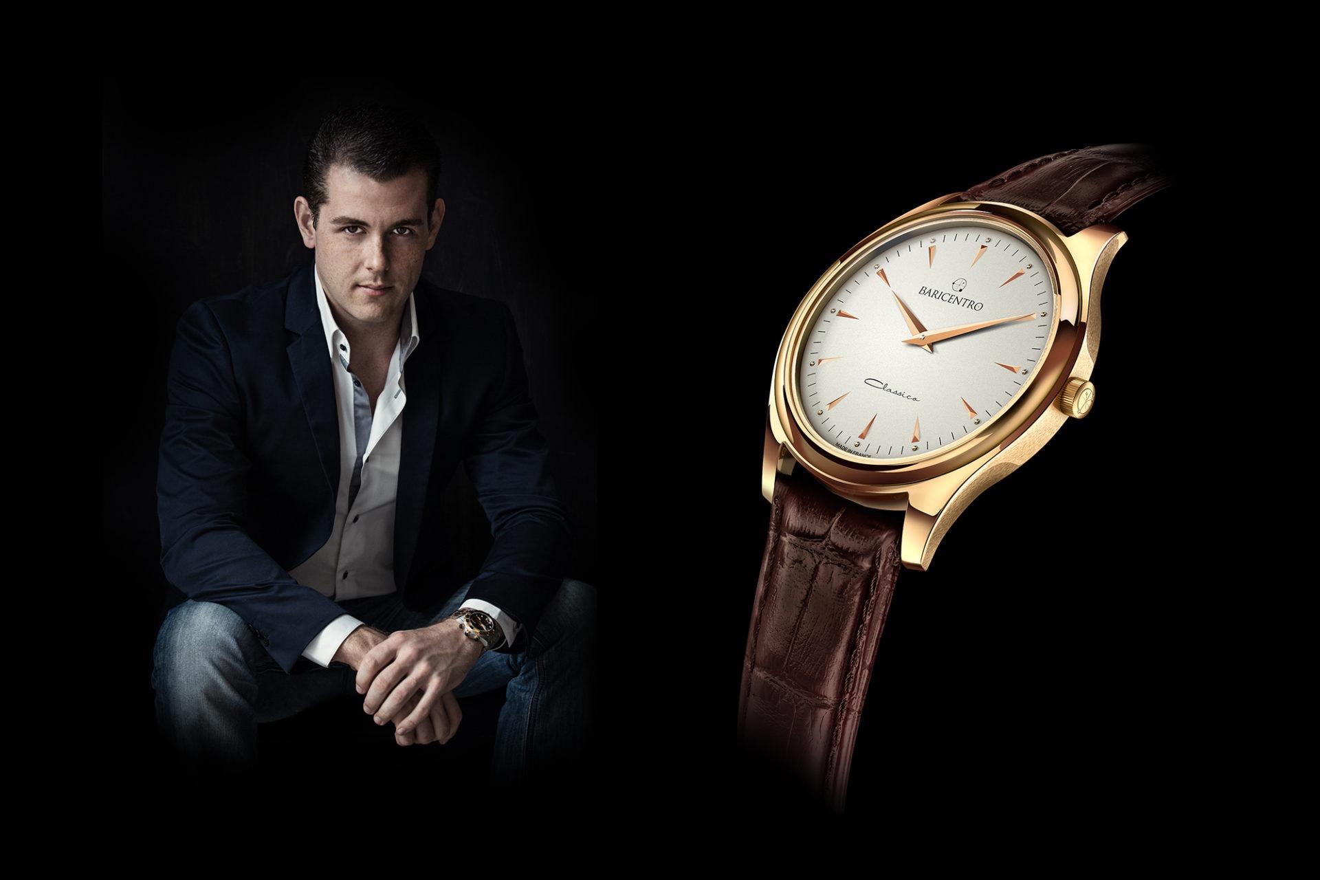 Florian Benedetto - L'horloger 3D