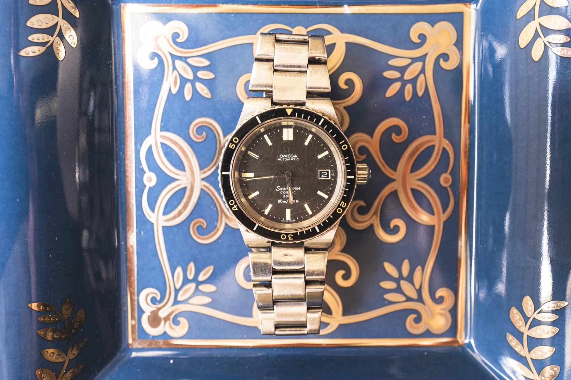 Omega Seamaster Cosmic 2000 - Vente importante de montres de collection par Tajan le 2 juillet