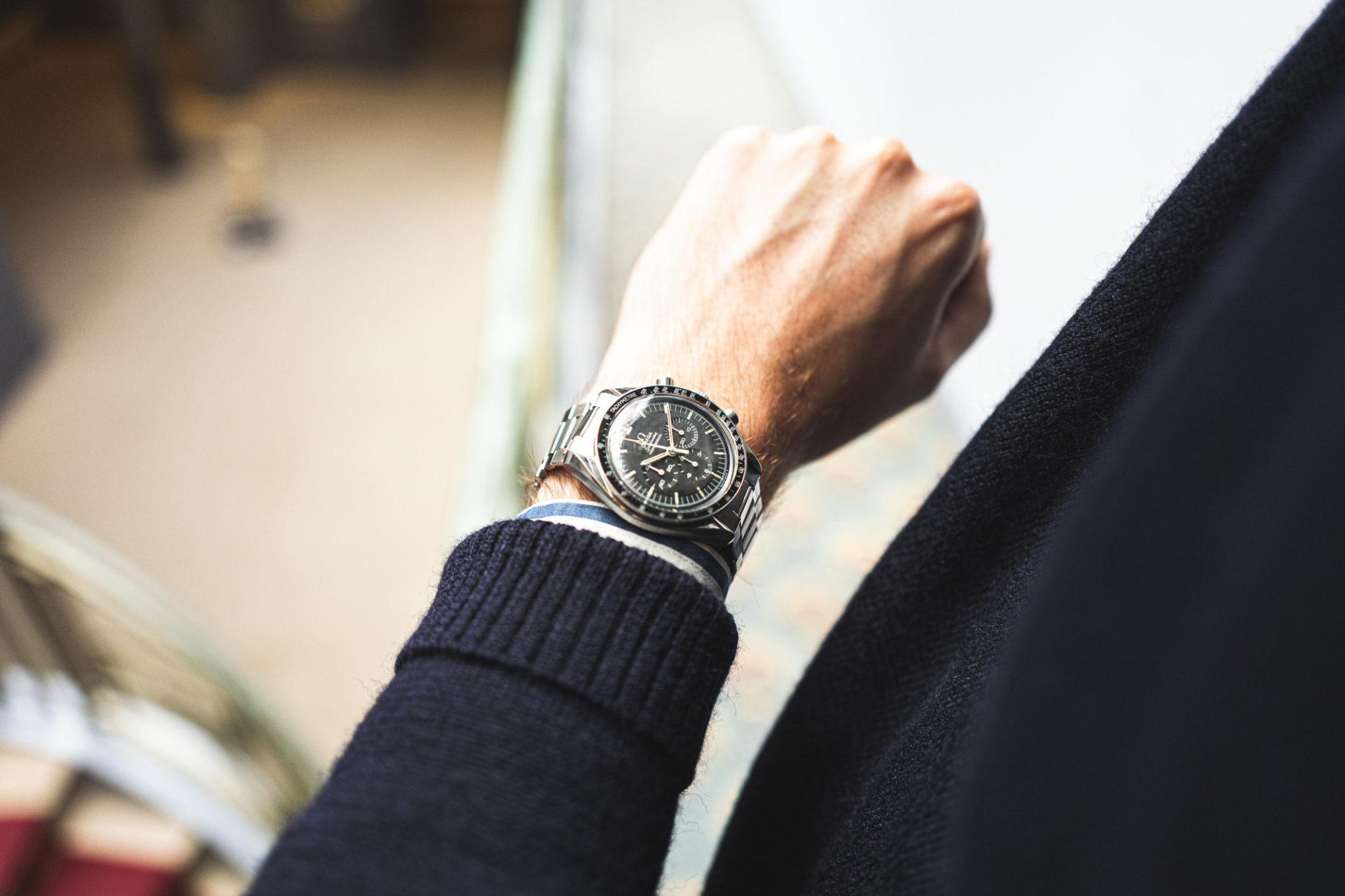 Omega Speedmaster 145.022-69 ST - Vente importante de montres de collection par Tajan le 2 juillet