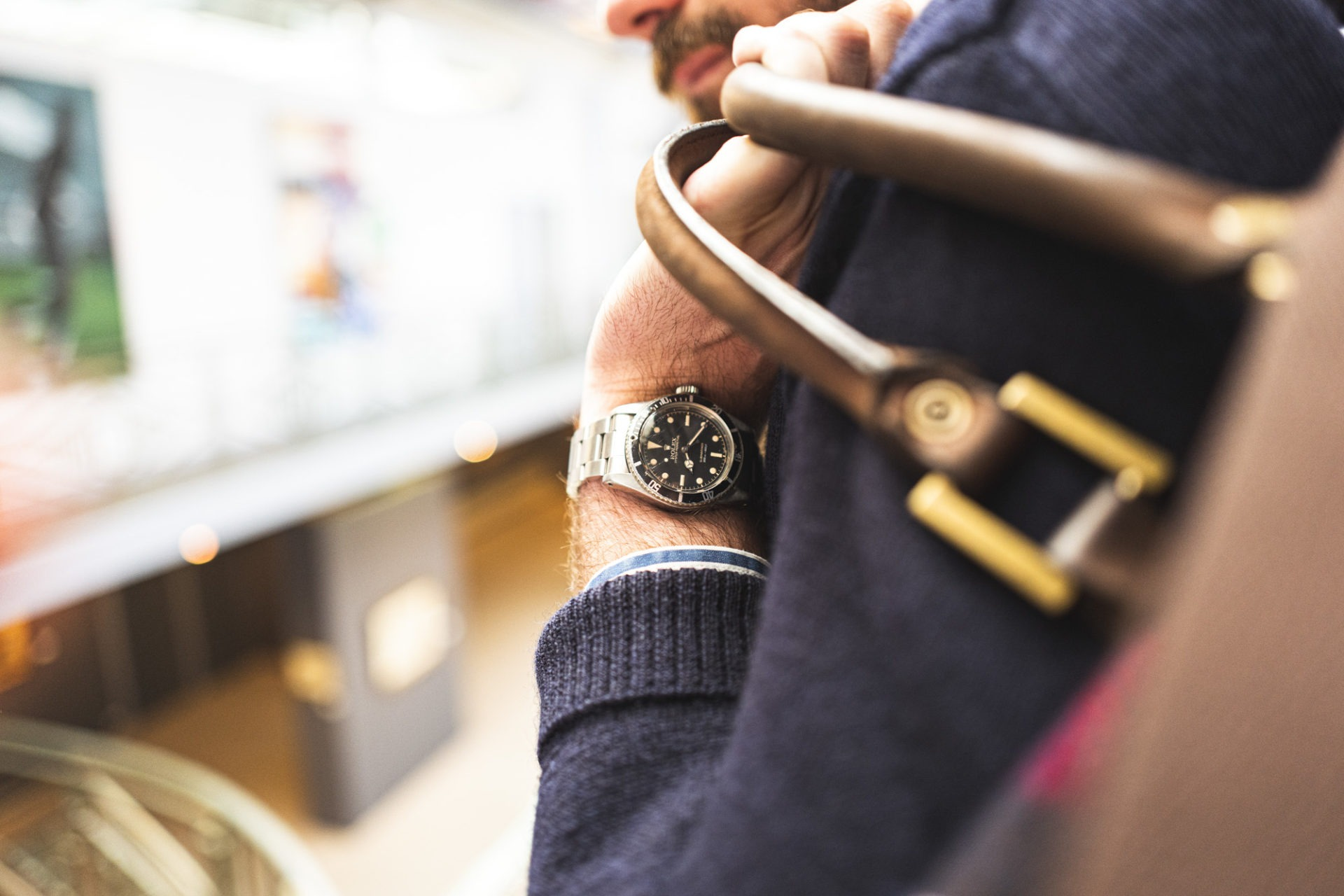 Rolex Submariner Ref. 6538 - Vente importante de montres de collection par Tajan le 2 juillet