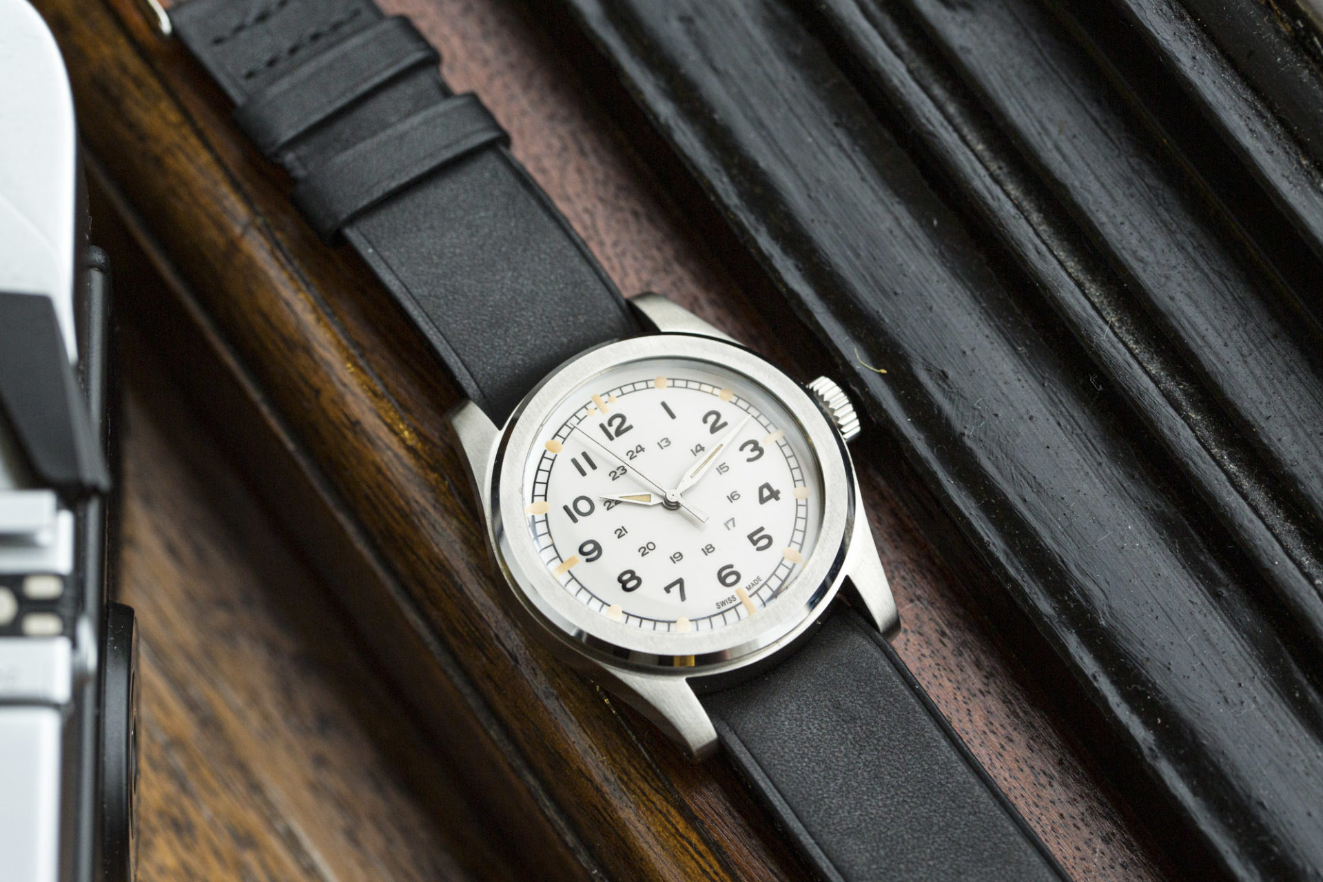Serica - Wrist. Watch. Waterproof. / WMB Edition