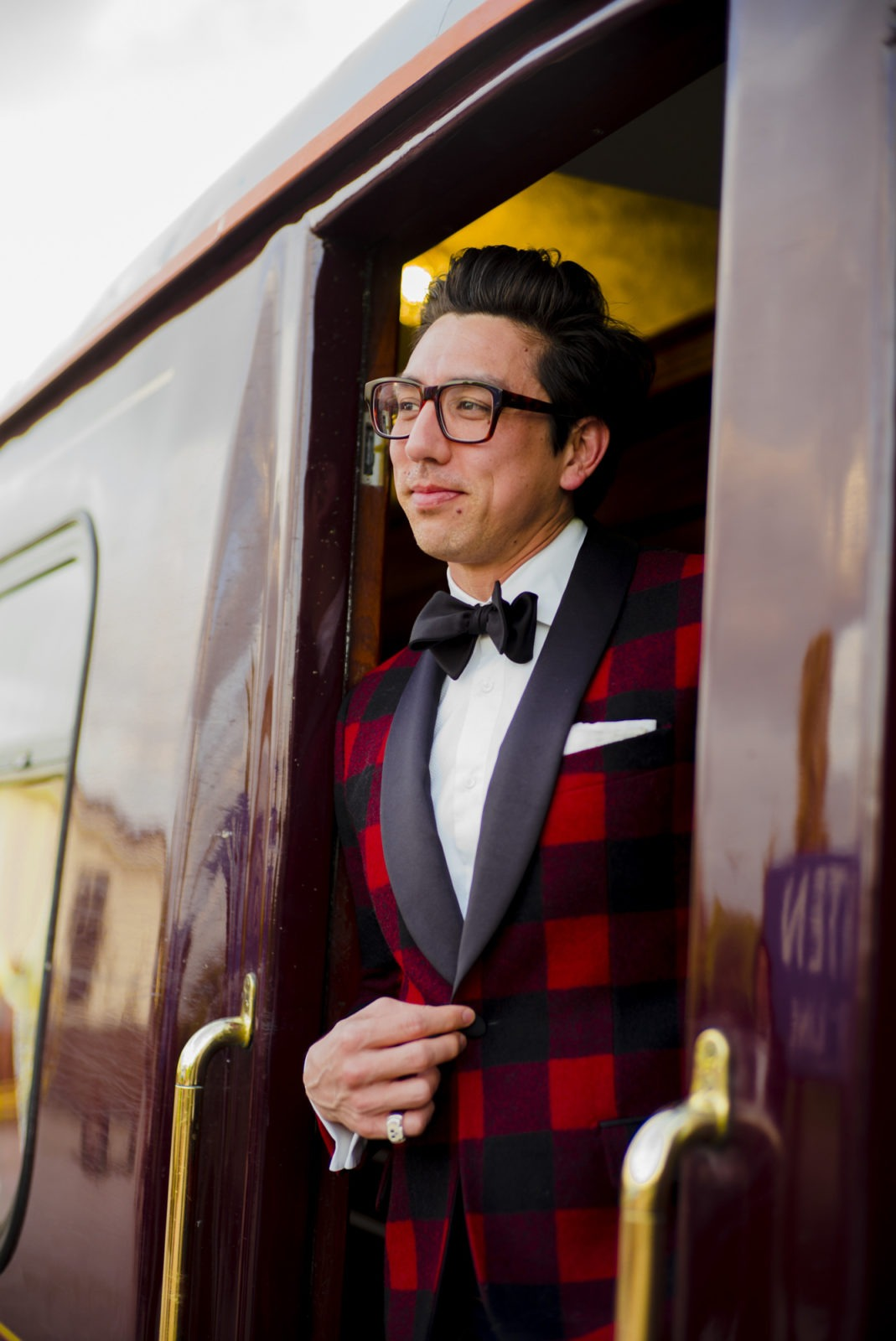 The Belmond Royal Scotsman - Frederick Egan Castleberry