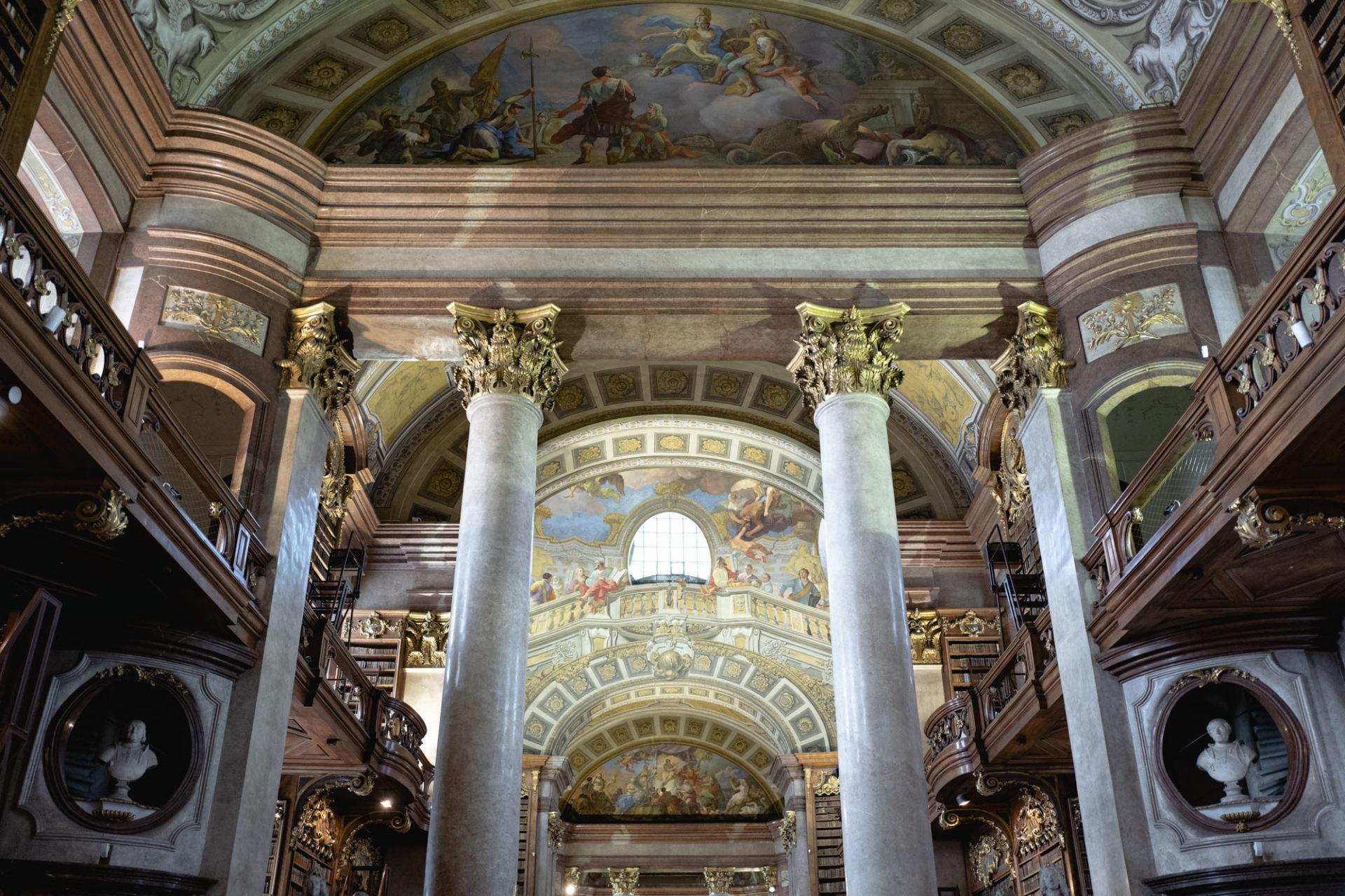 Bibliothèque Nationale Autrichienne