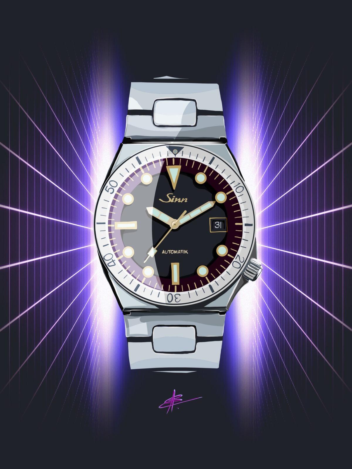 Watchoniste - Sinn 809