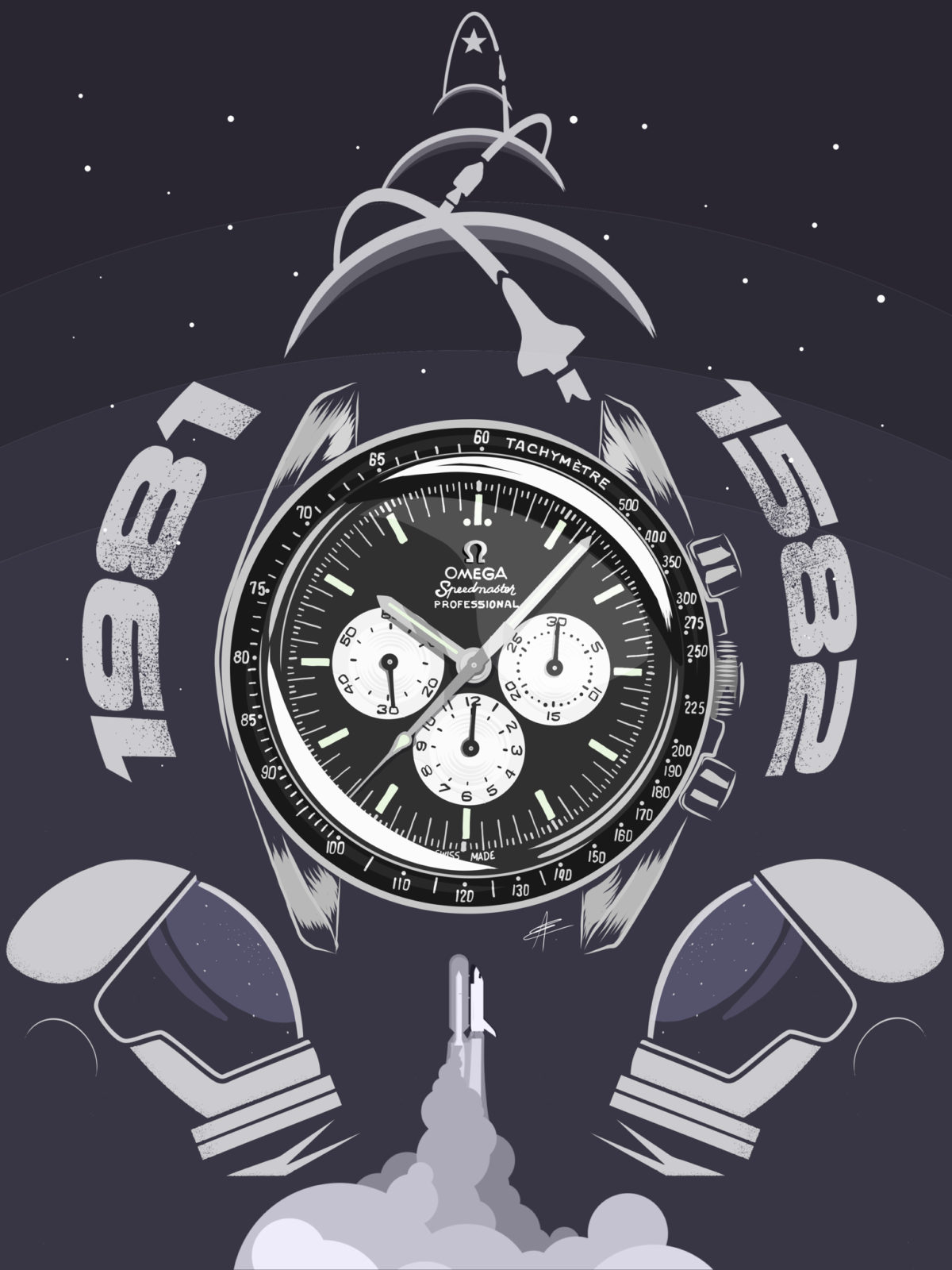 Watchoniste - Omega Speedmaster Speedy Tuesday