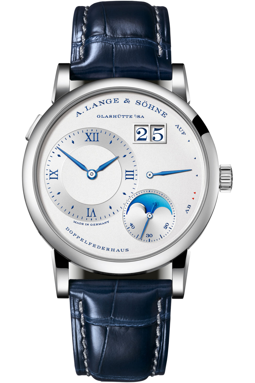A. Lange & Söhne Lange 1 Moonphase 25th anniversary