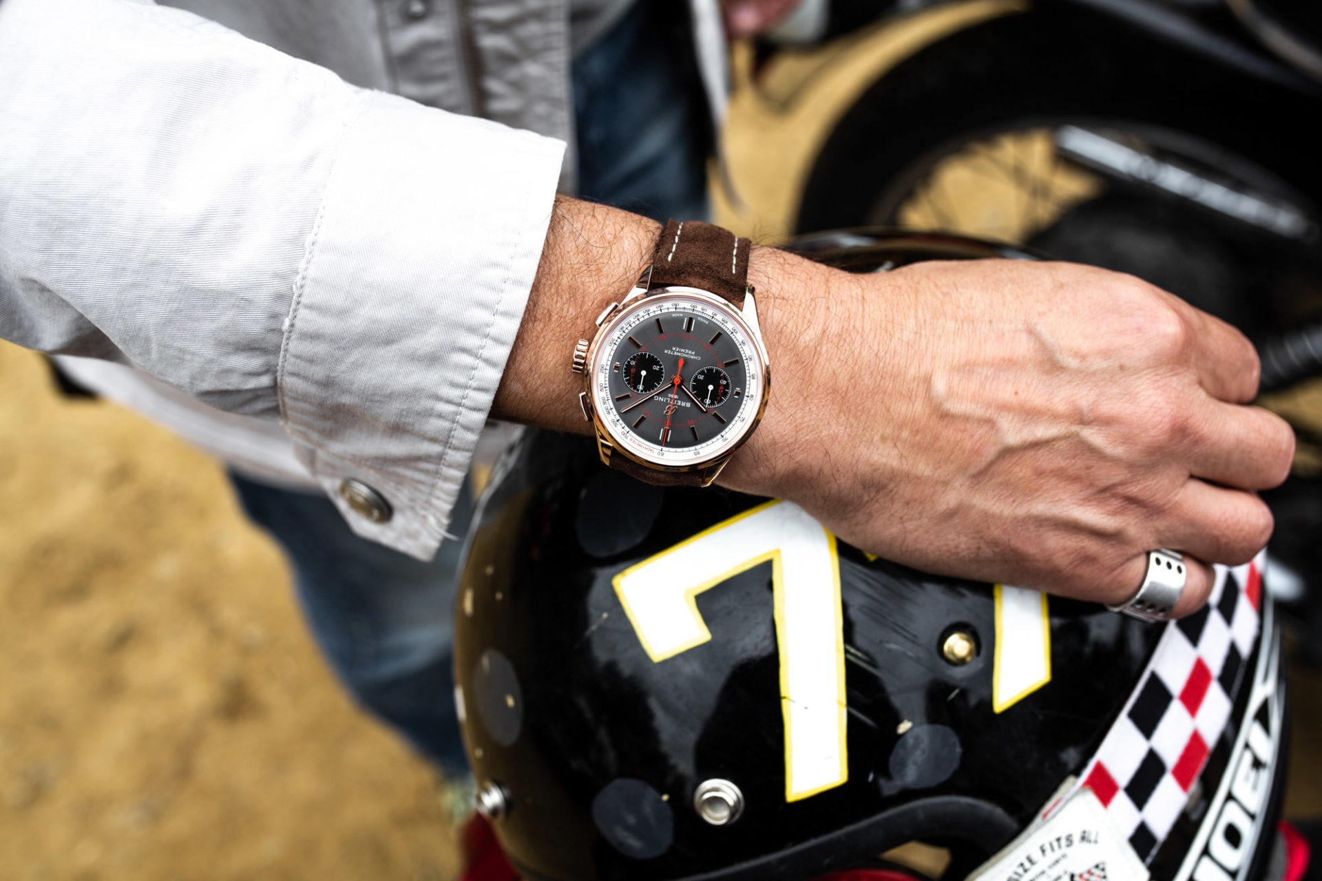 Breitling Premier B01 Wheels and Waves Limited Edition