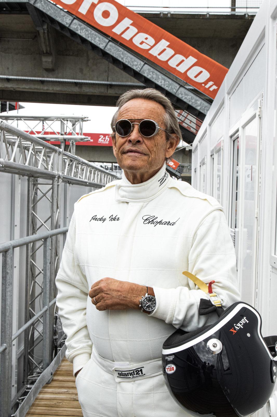Jacky Ickx aux 24H du Mans