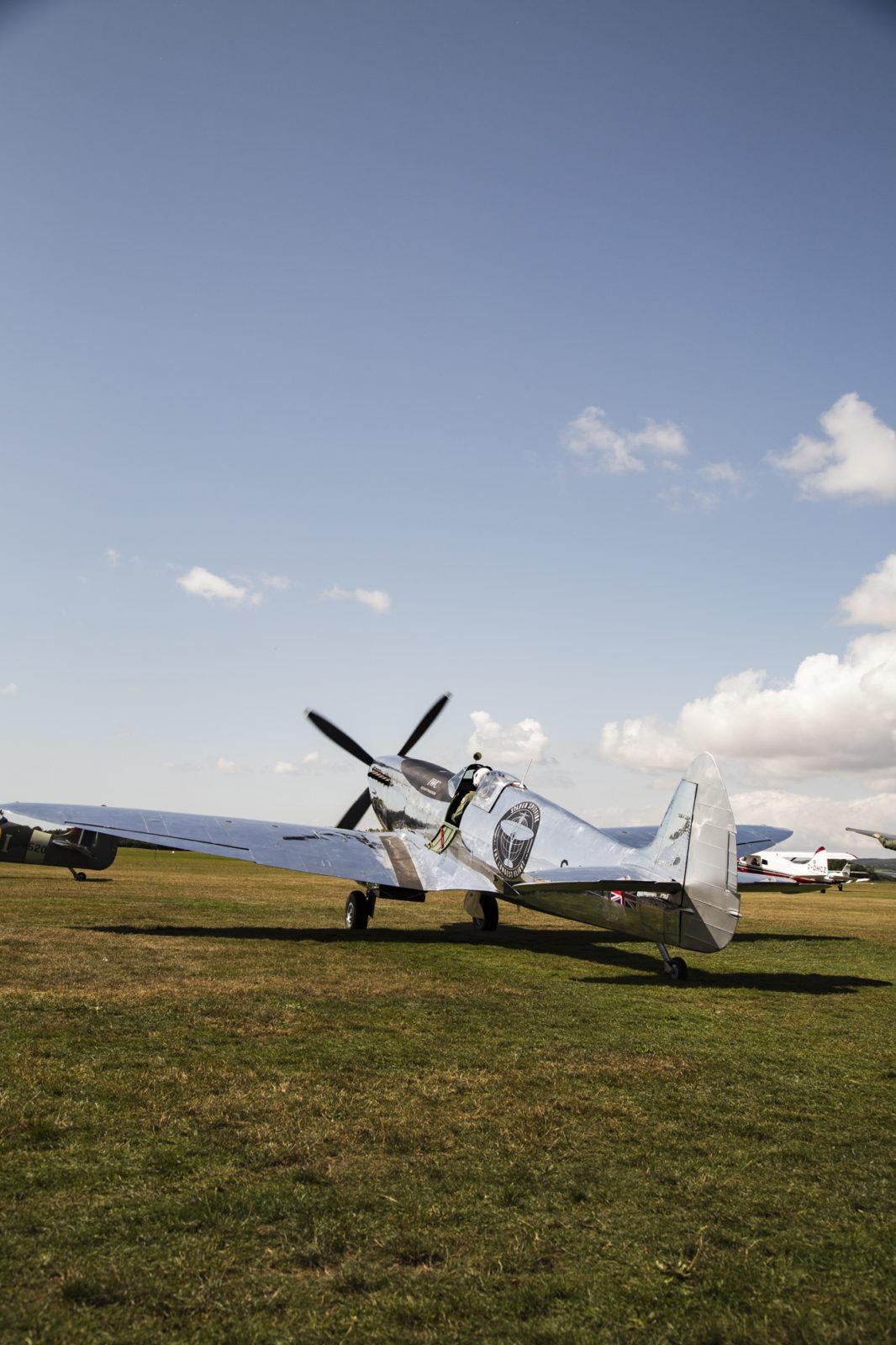 IWC Célèbre The Longest Flight - Spitfire