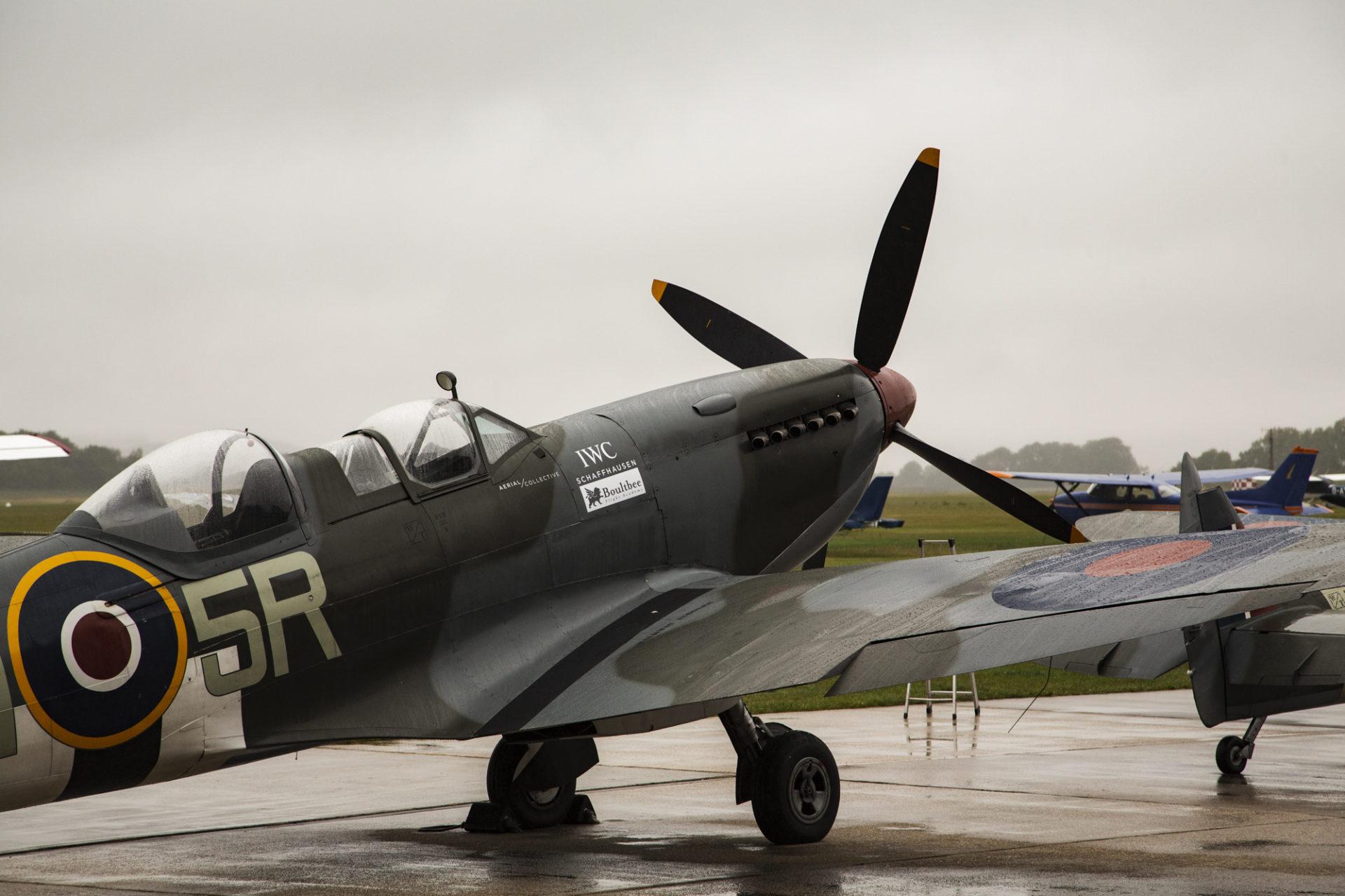 IWC The Longest Flight - Spitfire