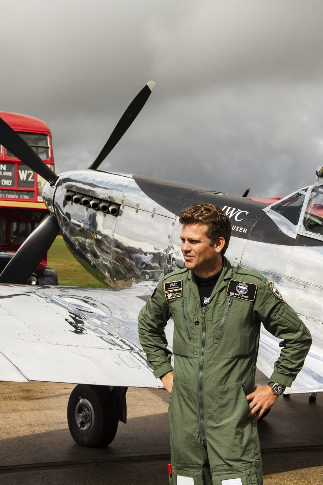 IWC The Longest Flight - Matt Jones
