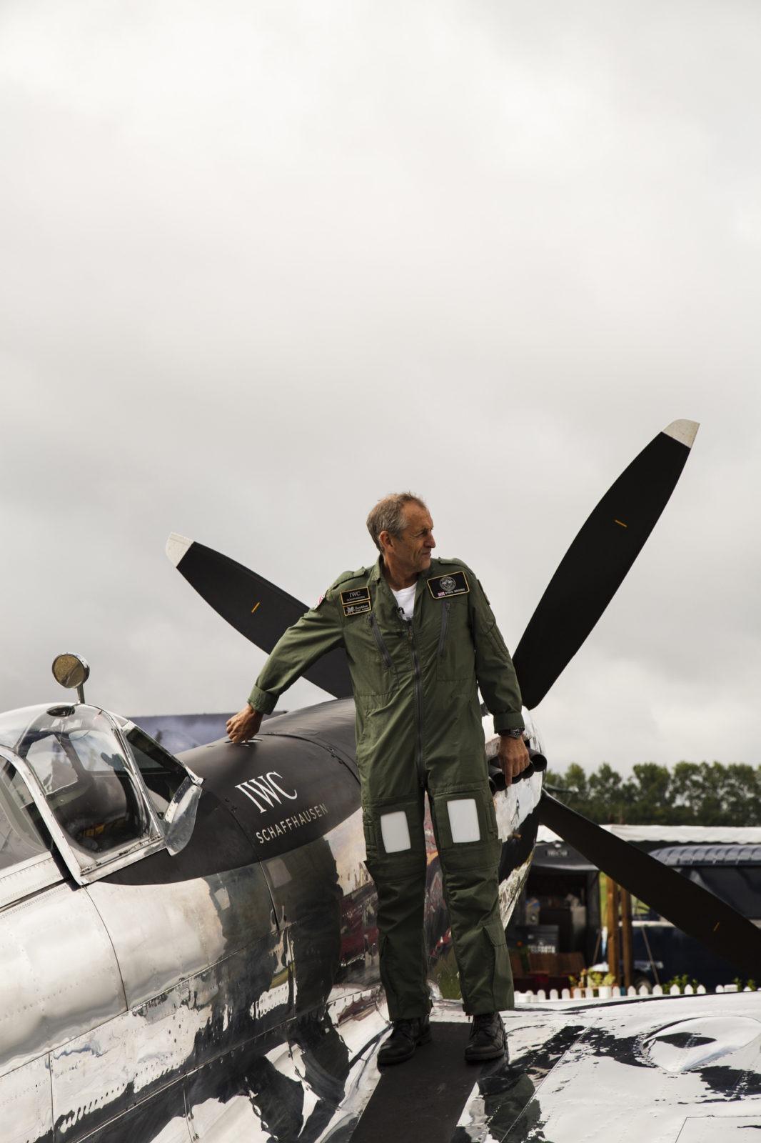 IWC The Longest Flight - Steve Boultbee Brooks