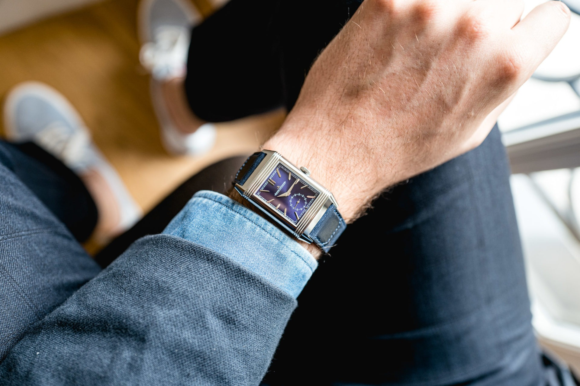 Jaeger-LeCoultre Reverso Tribute Duoface - Style