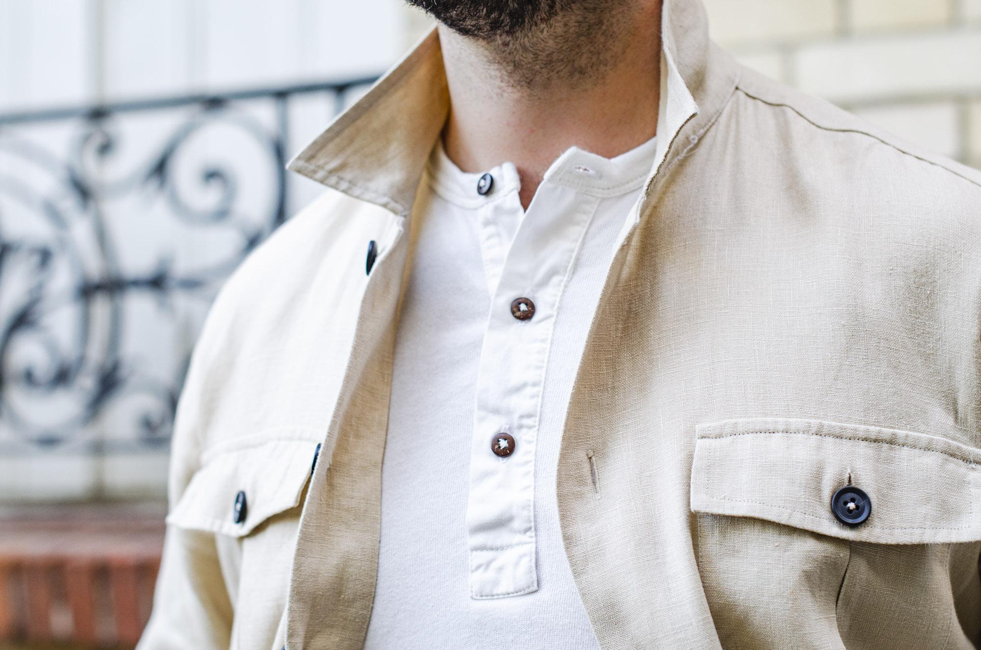 The Henley Shirt