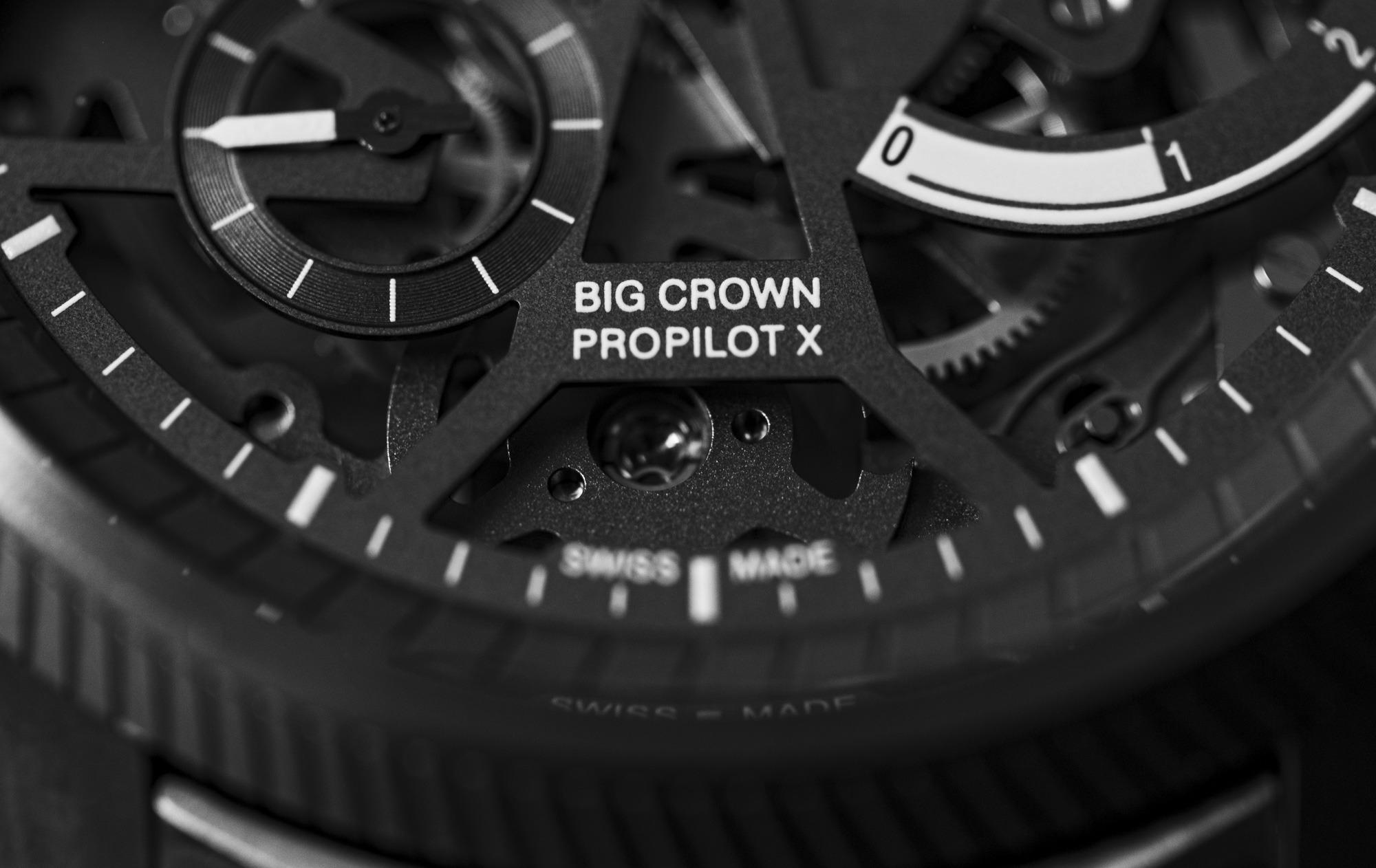 Oris Big Crown Propilot X Calibre 115
