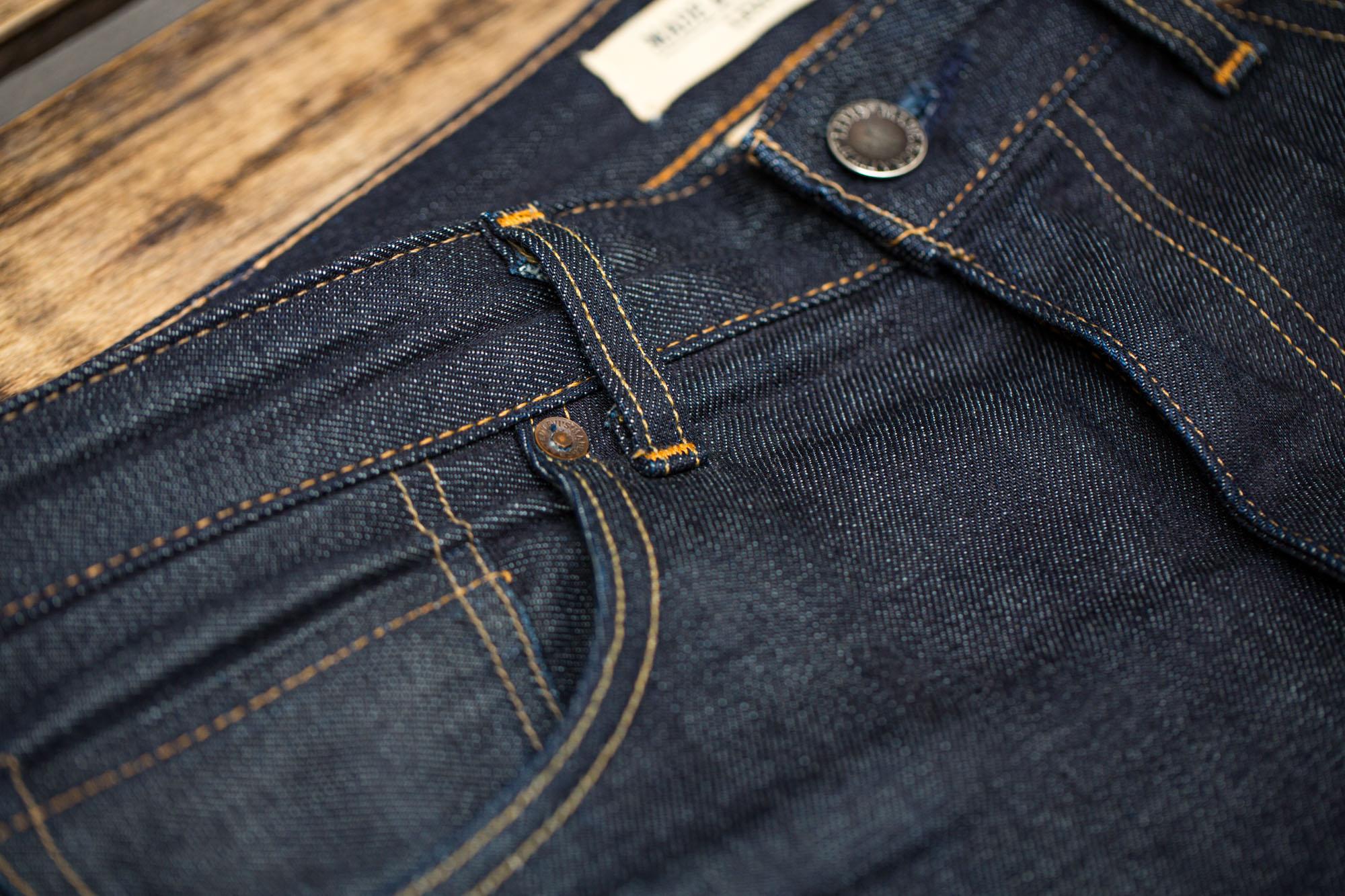 Qu'est ce qui fait un bon jean ?