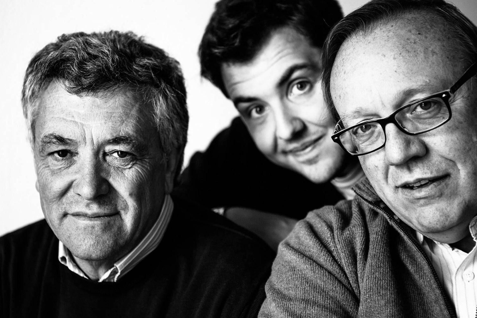 Trediberri - Federico Oberto, Nicola Oberto et Vladimiro Rambaldi)