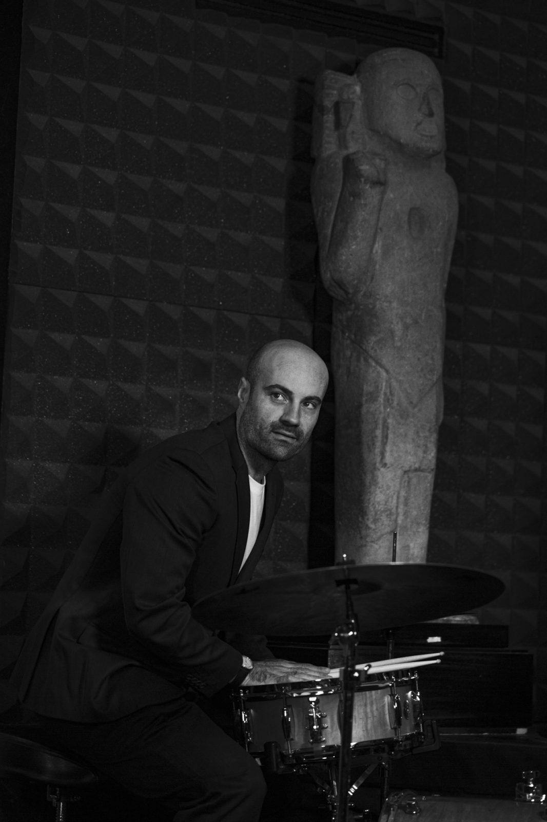 Oris Célèbre le Jazz - Thomas Galliano (Drums)