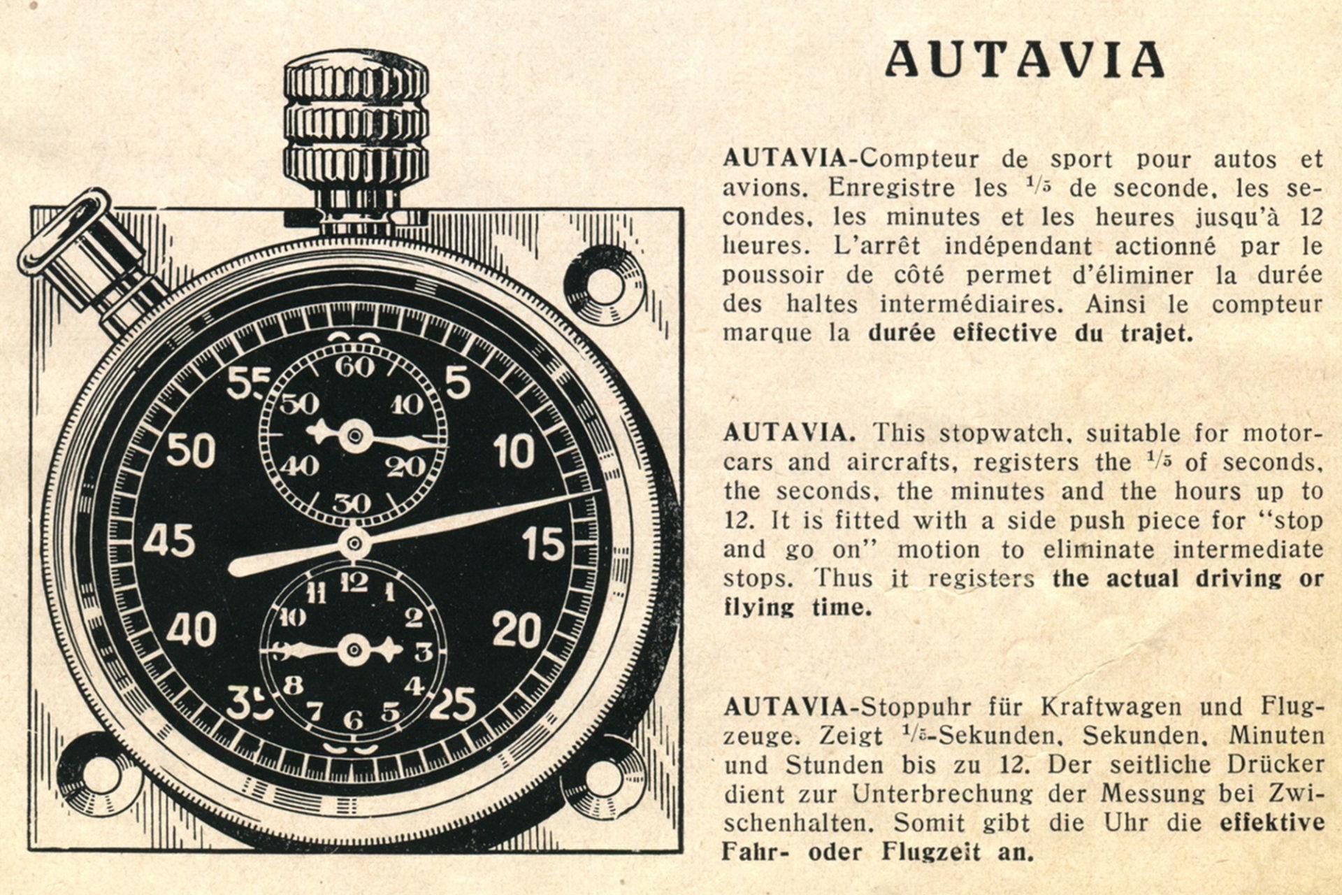 Heuer Autavia : chronographes de légende. Disponibles sur Watchfinder