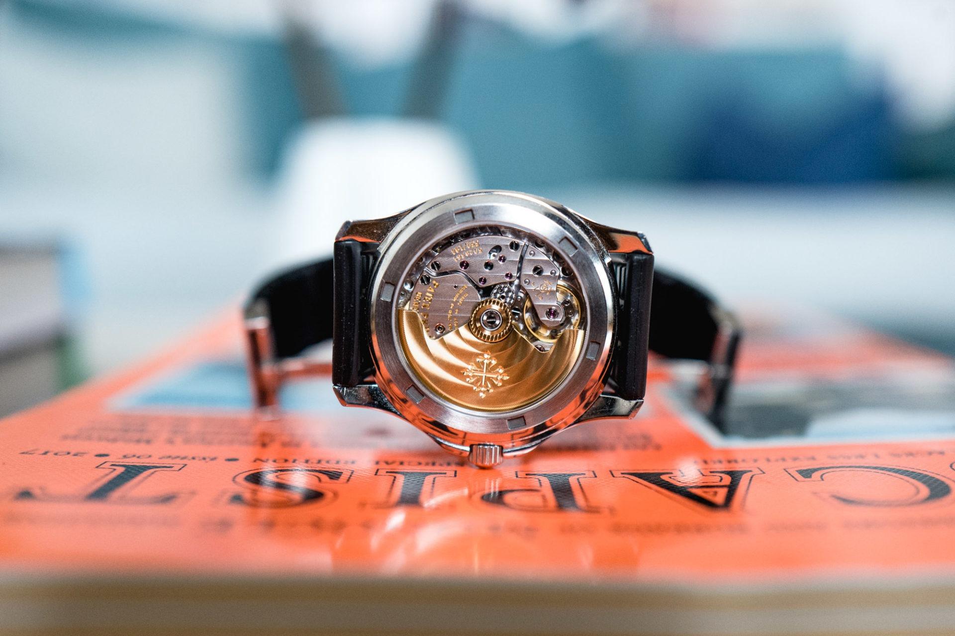 Patek Philippe Aquanaut 5066A - Calibre 330 SC