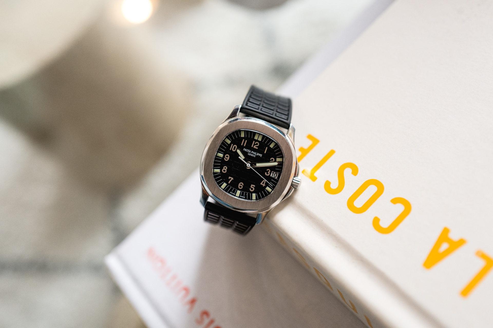 Patek Philippe Aquanaut 5066A