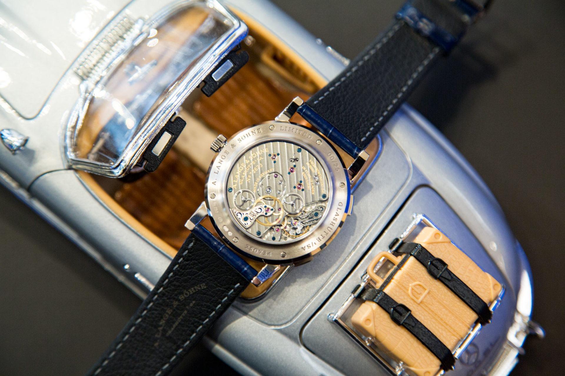 A. Lange & Söhne GRANDE LANGE 1 Timezone - 25th anniversary