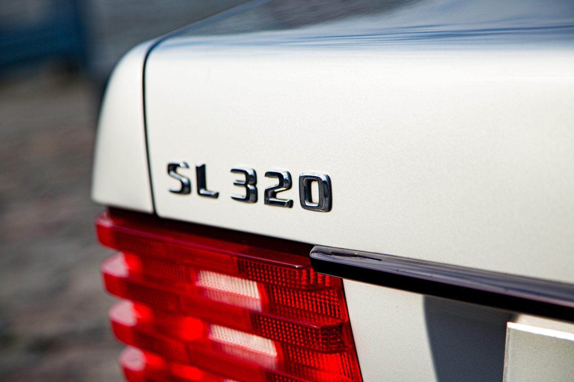 Mercedes-Benz SL Type R129