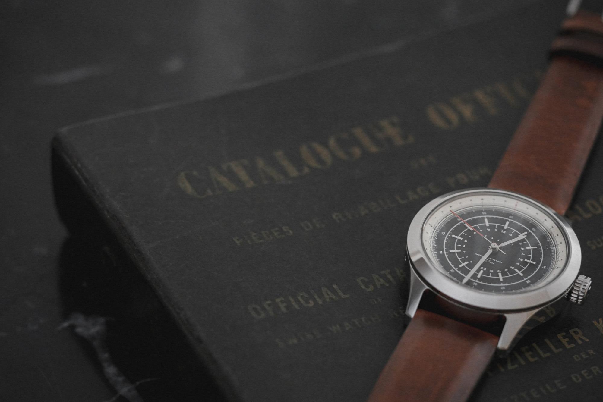 Vasco : montres 24 heures françaises et automatiques