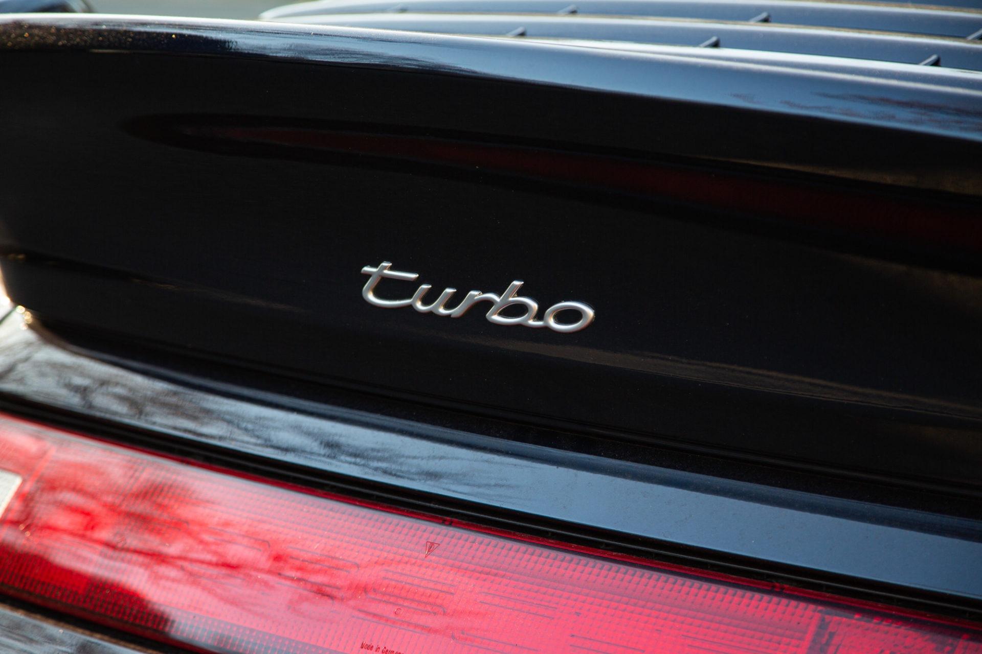 Porsche 911 Type 993 Turbo - Aileron