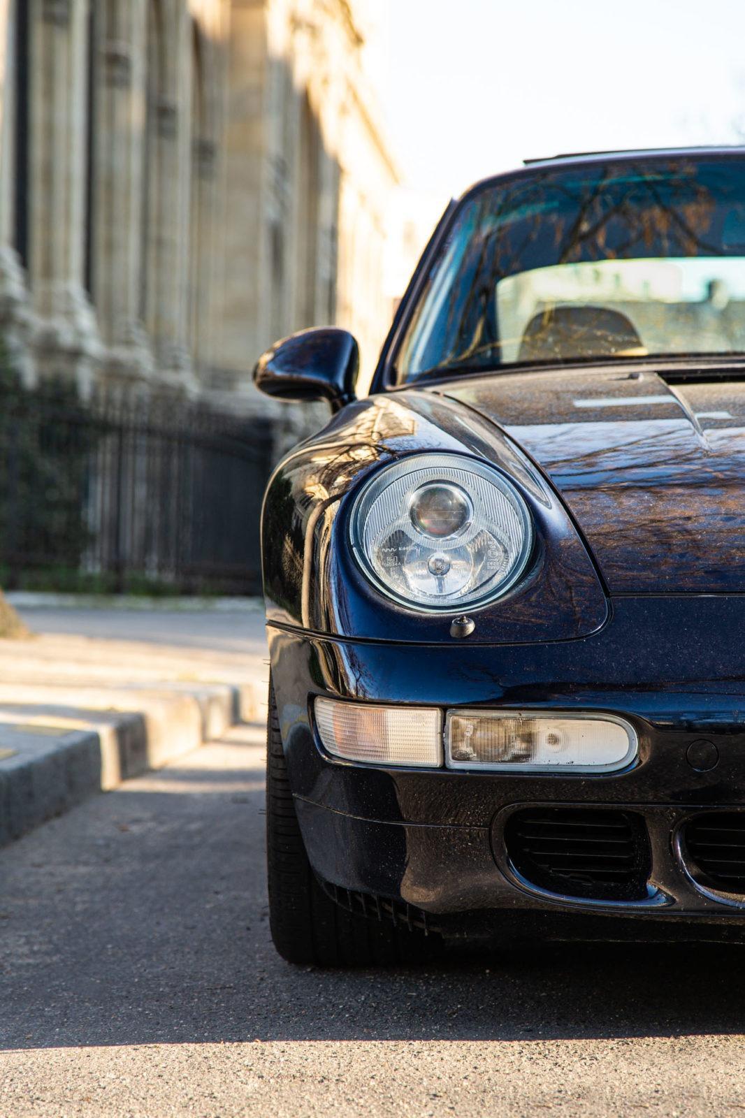 Porsche 911 Type 993 Turbo - Optique
