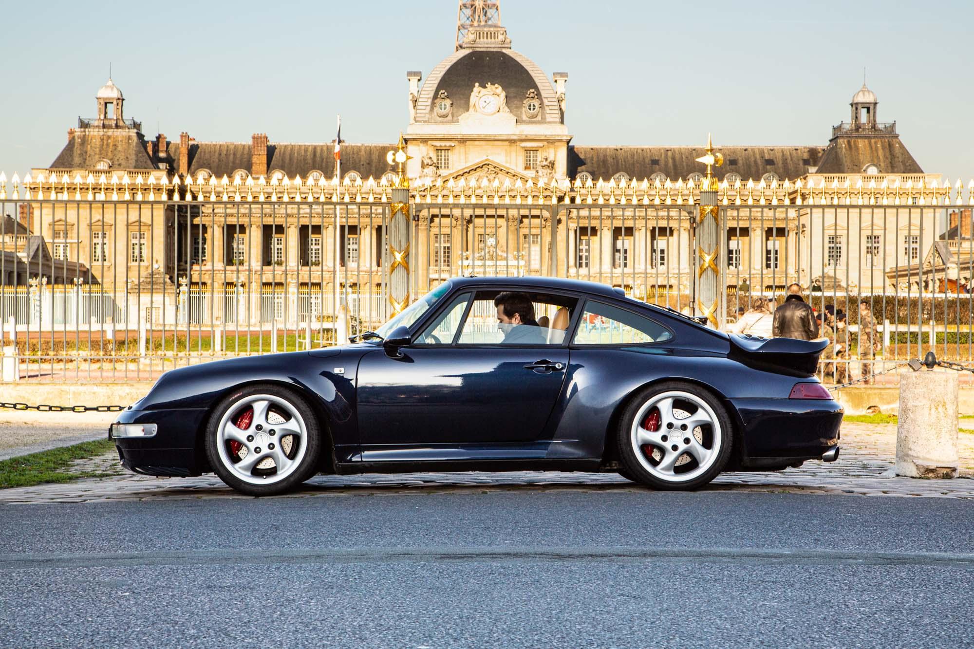 Porsche 993 Turbo :
