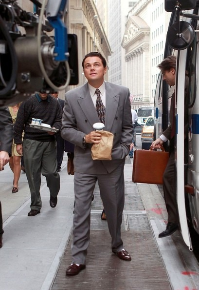 Leonardo di Caprio - The Wolf of Wall Street