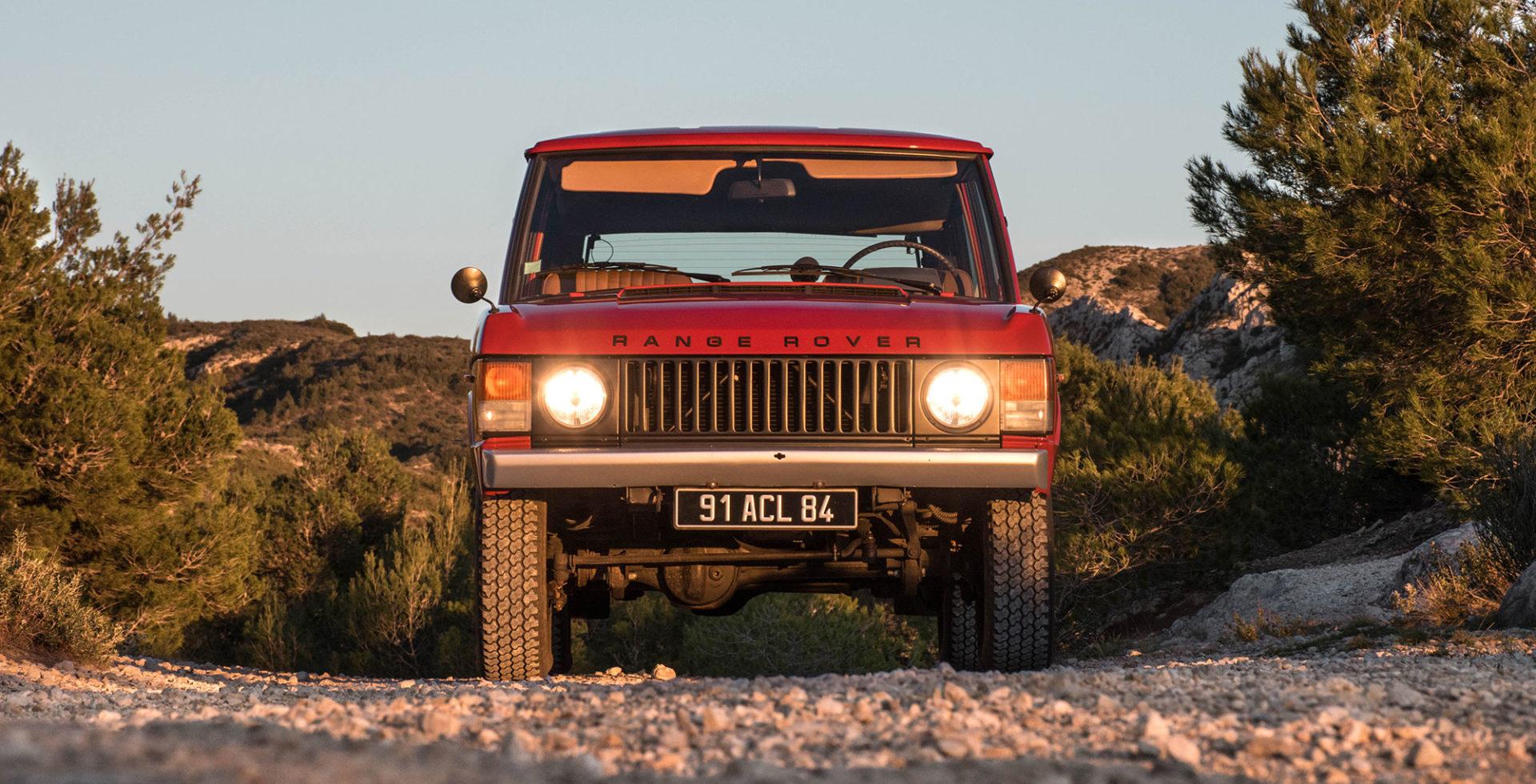 Range Rover « suffixe D »