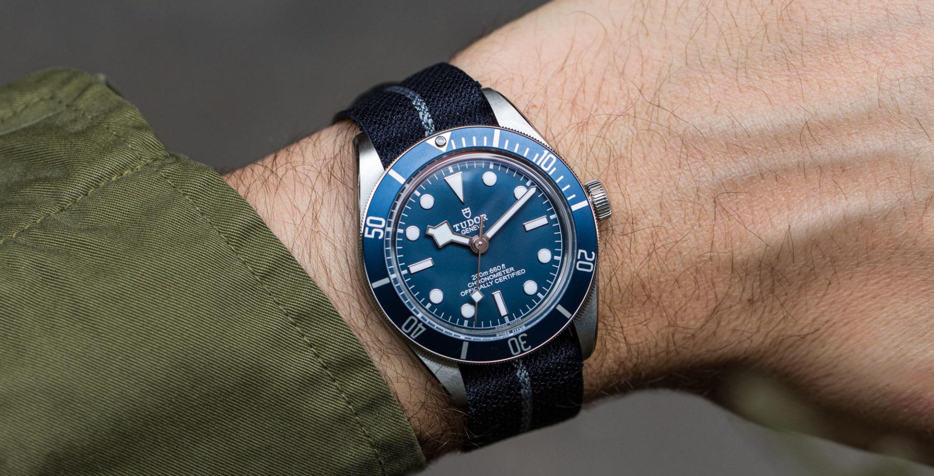 Tudor BLACK BAY 58 Navy Blue
