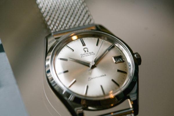 Omega Seamaster Date ref. 166.010-67 - Sélection de montres vintage chez Joseph Bonnie