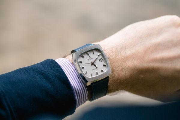 Omega Seamaster TV - Sélection de montres vintage JOSEPH BONNIE