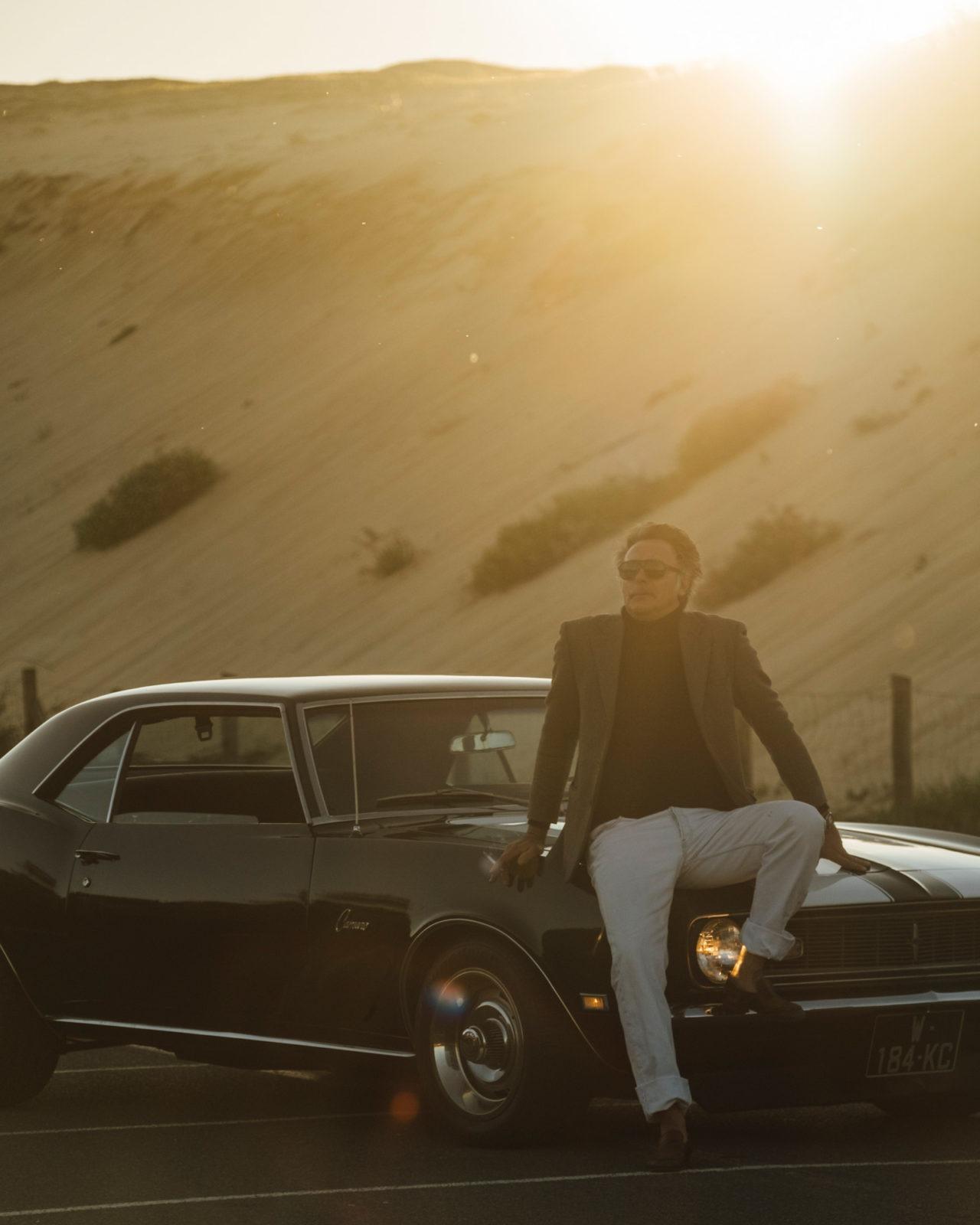 March LA. B Easy Driver - Une collaboration Joseph Bonnie