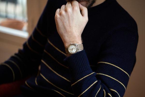 Omega Constellation C-Case ref. 168.027 - Sélection de montres vintage chez Joseph Bonnie
