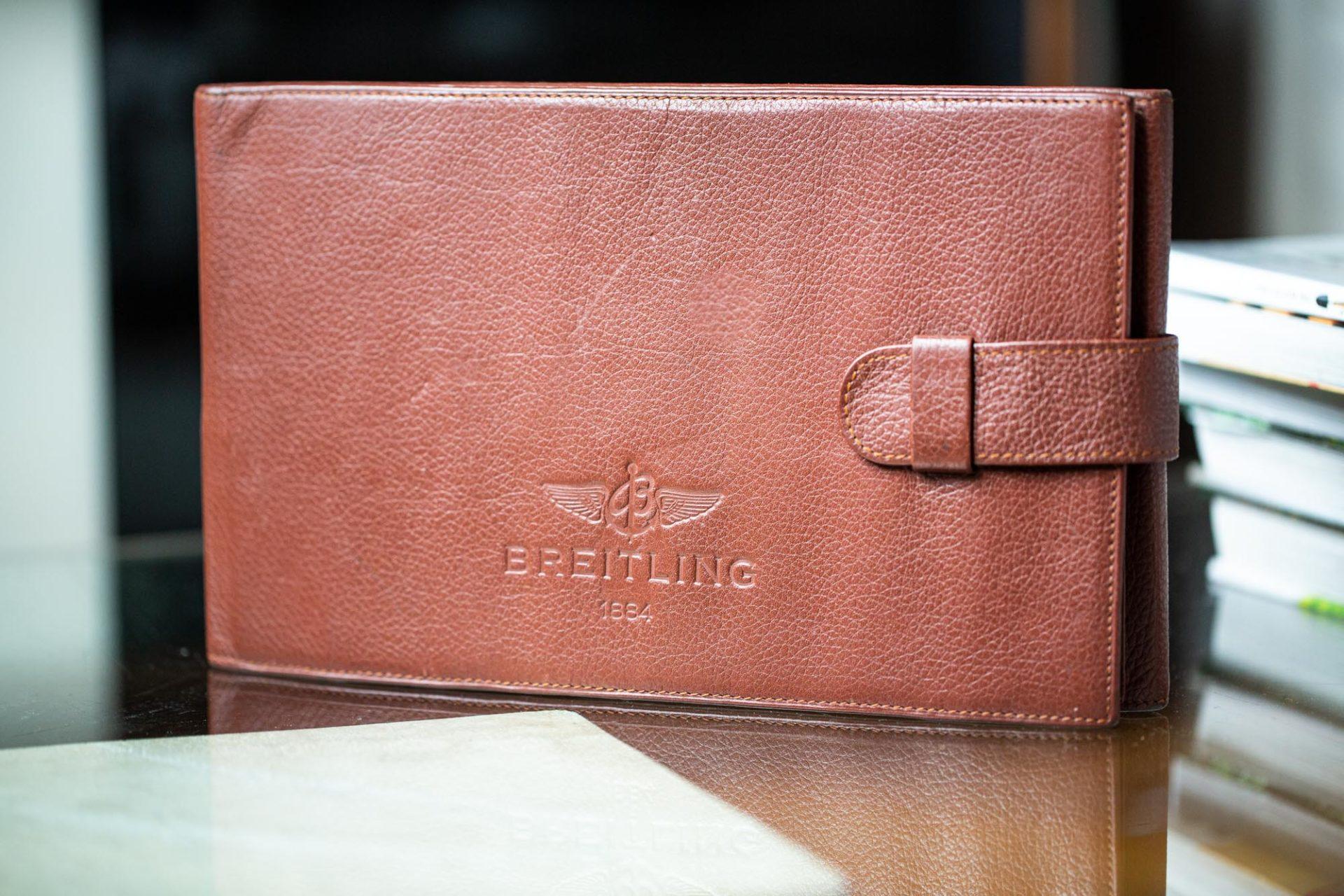 Breitling - Marmotte à bracelets - Les Objets chez Joseph Bonnie