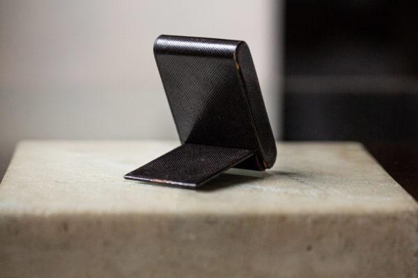 Jaeger-LeCoultre Ados pour Hermès - Pendulette 8 jours - Les objets chez Joseph Bonnie